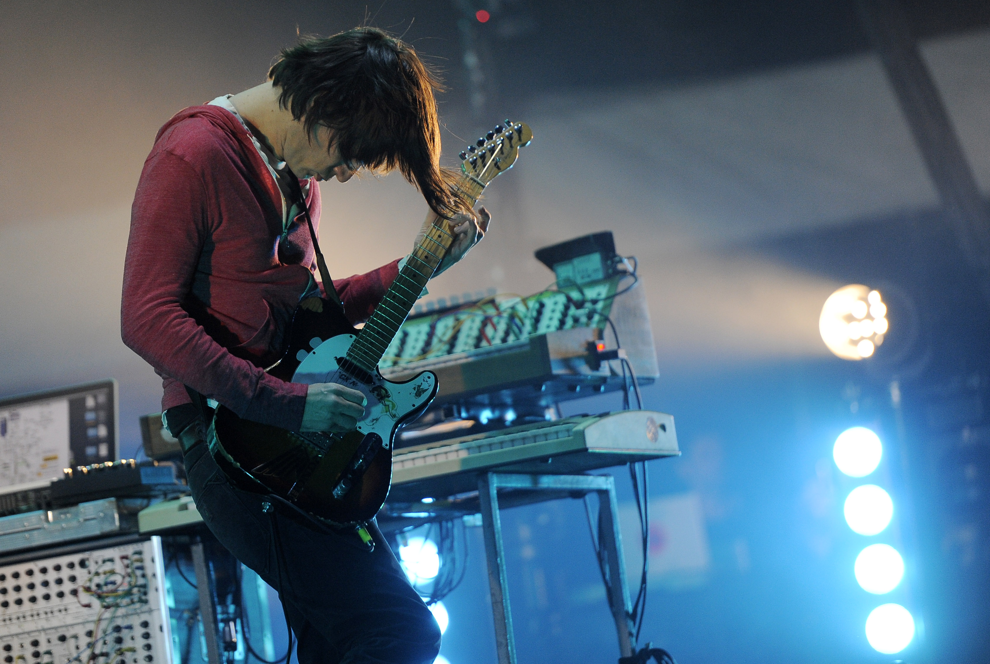 Photo: Radiohead's Jonny Greenwood