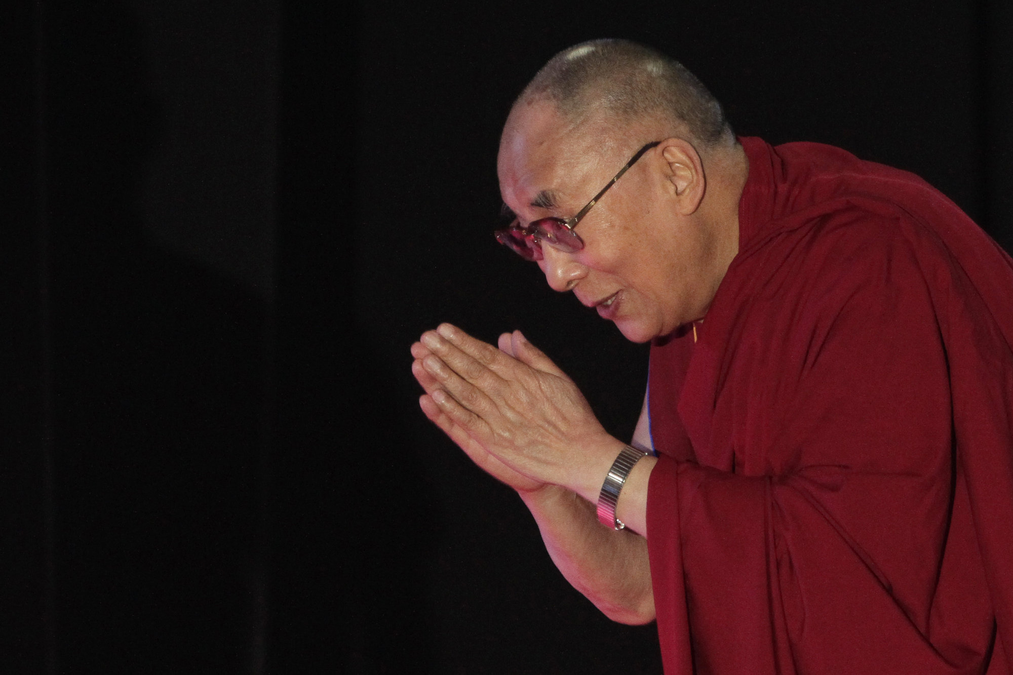 Photo: Dalai Lama India