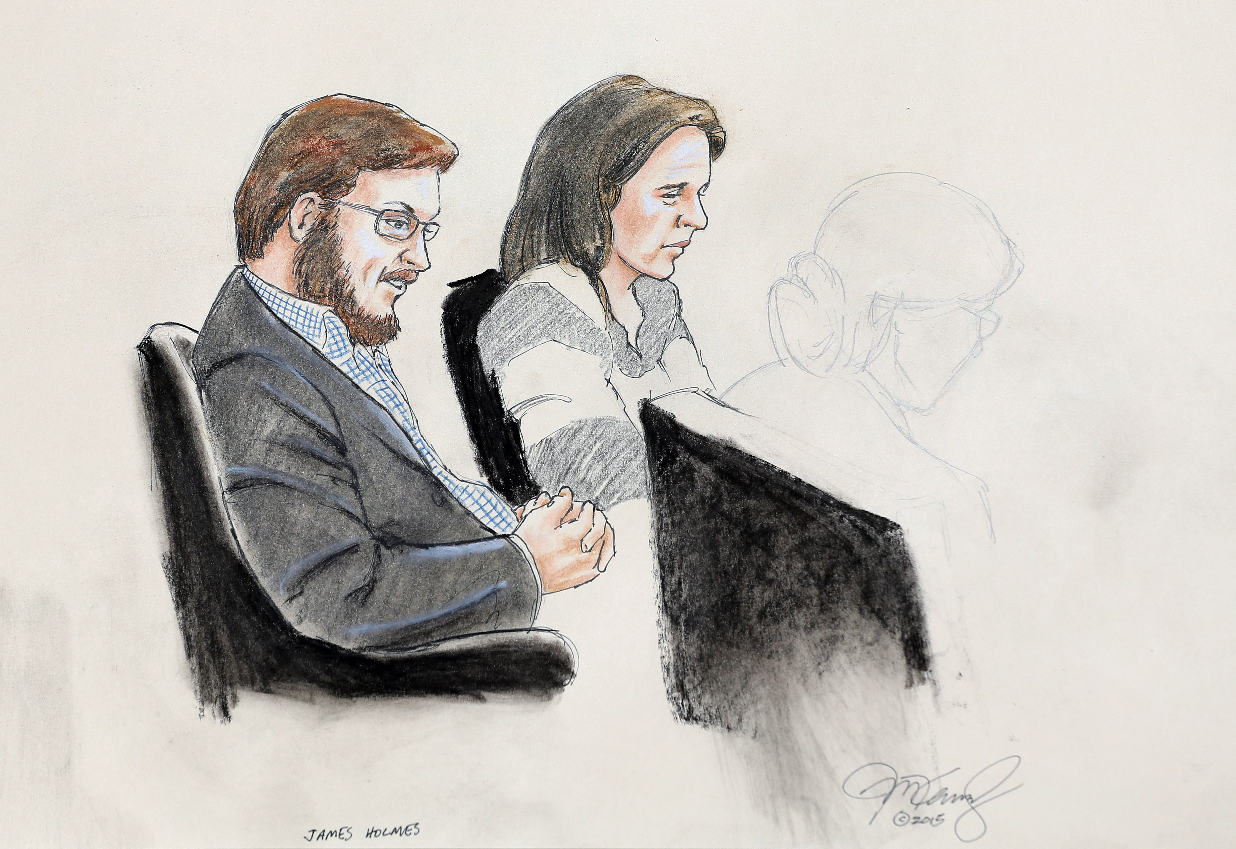 Questions Of Insanity Death At Heart Of Aurora Theater Shooting Trial Colorado Public Radio
