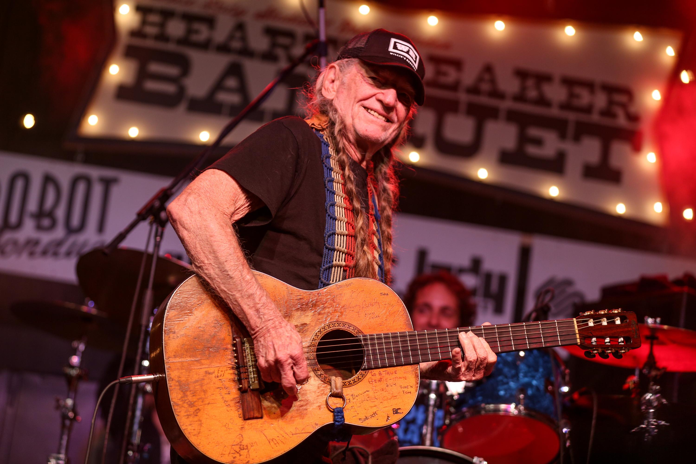 Photo: Willie Nelson