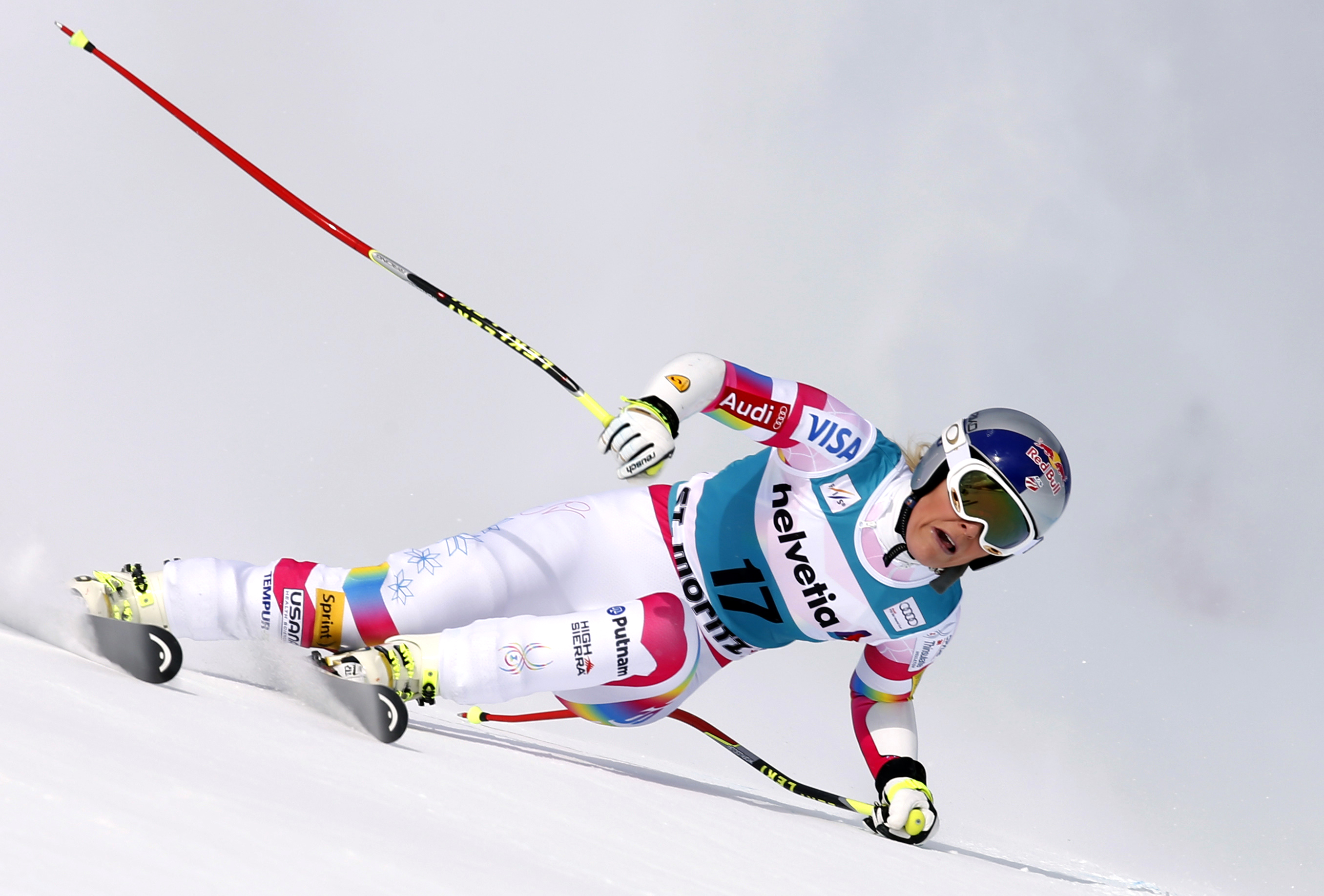 Photo: Lindsey Vonn