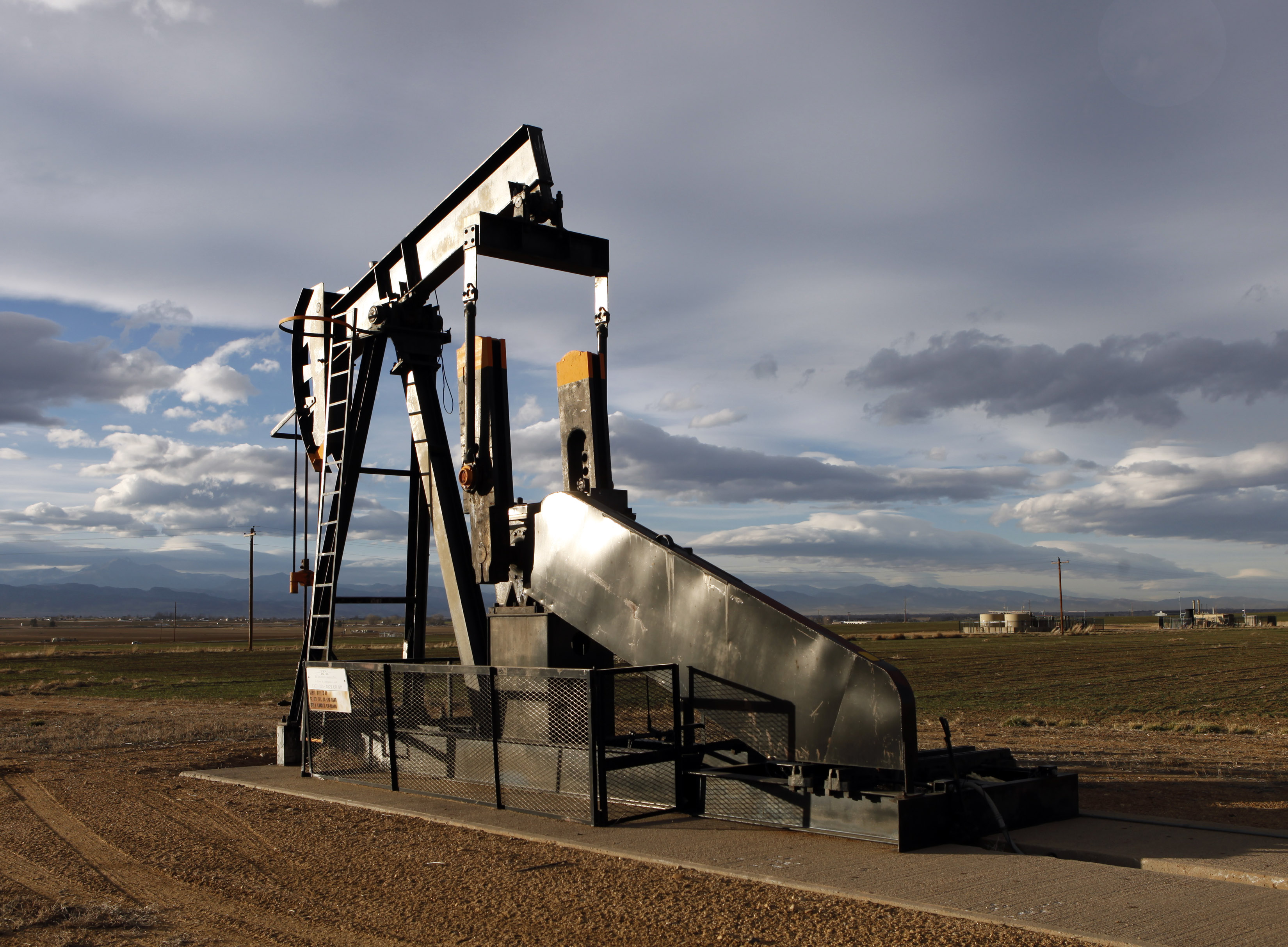 Photo: Oil in Weld County Frederick Colorado