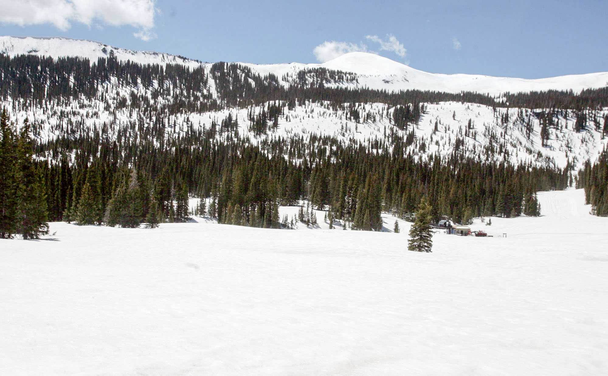 Photo: Wolf Creek Ski Village Squabble 1 | Proposed Site - AP