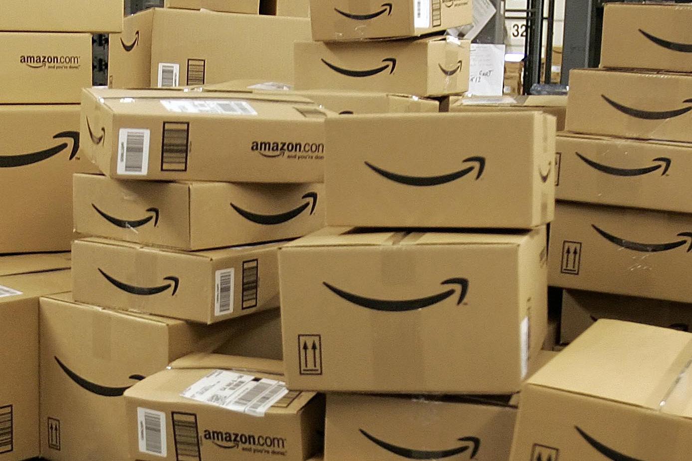 Photo: Amazon Service Center 2 (AP)