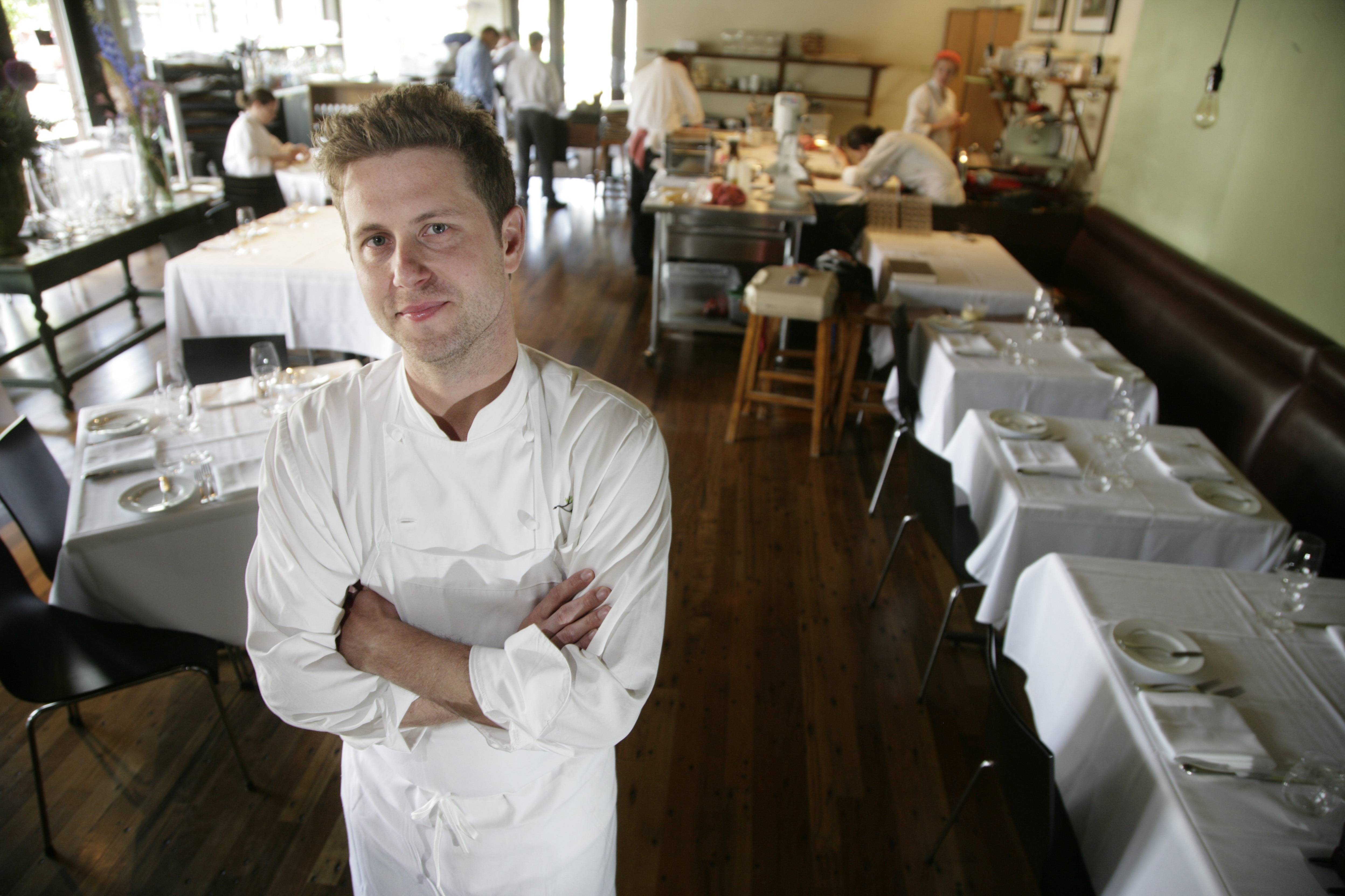 Photo: Frasca Food And Wine, Boulder (AP Photo)