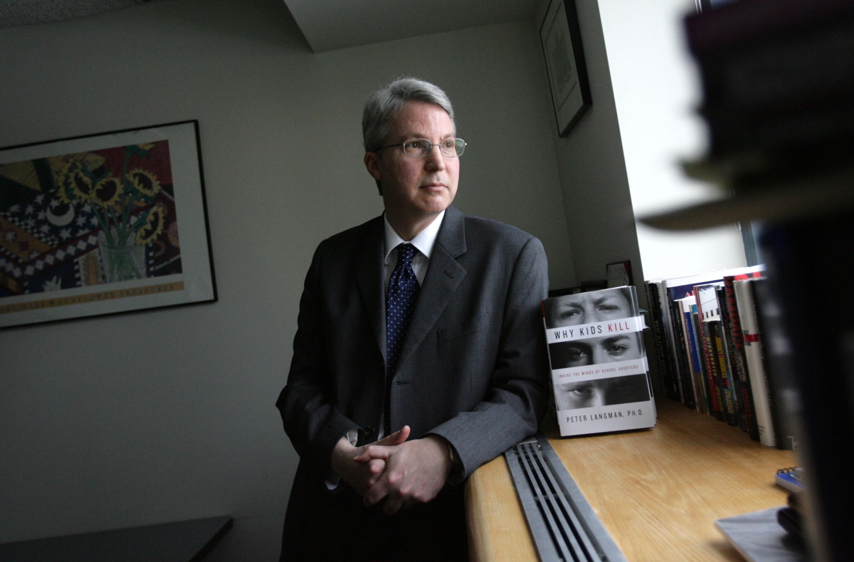Photo: Columbine Story 2, Photo 2   Peter Langman - AP