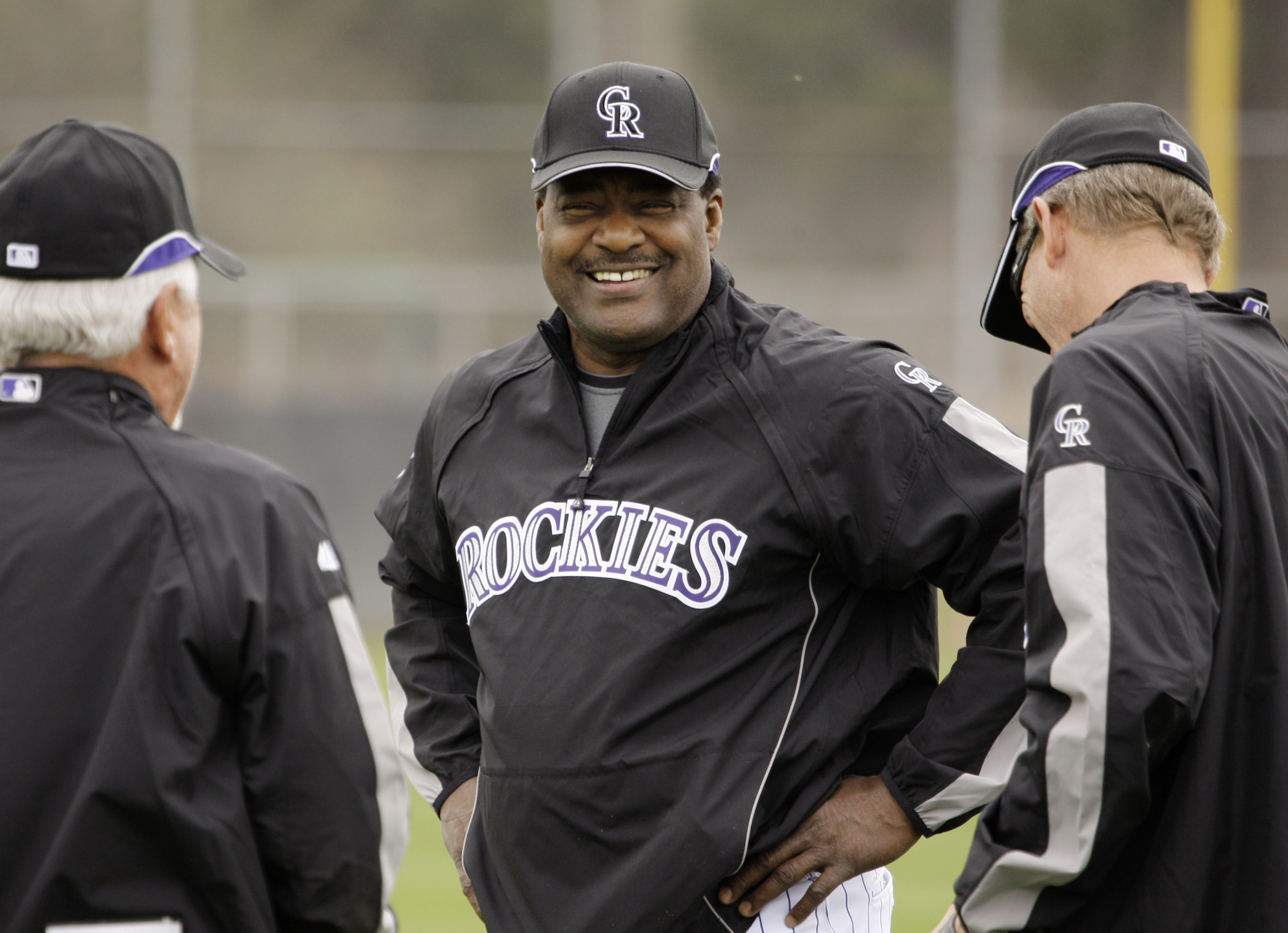 Don Baylor Rockies Manager