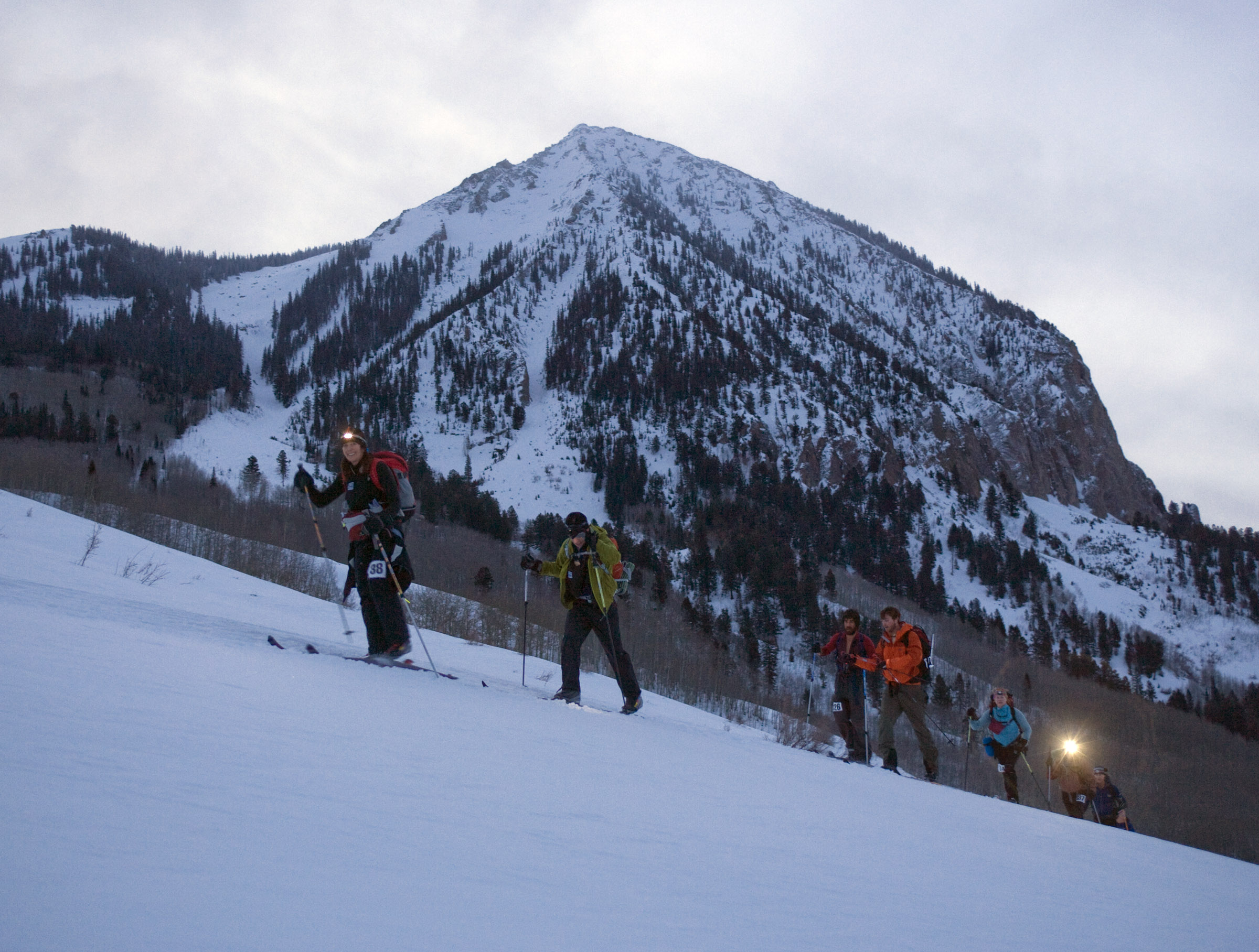 Photo: Crested Butte Ski Area (AP Photo)