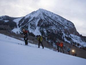 Colorado Ski Grand Traverse