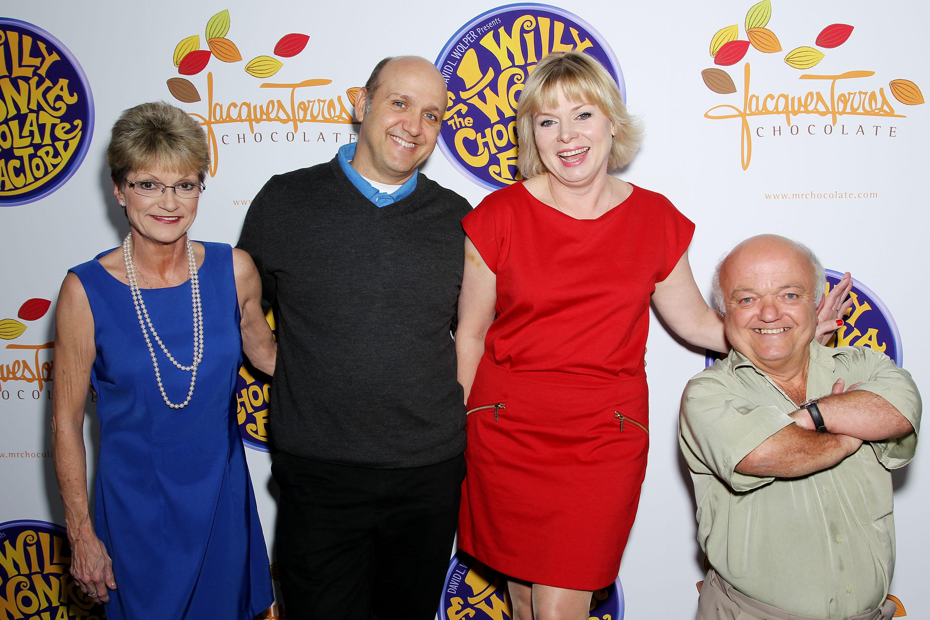 Willy Wonka's 'Violet Beauregarde' Remembers Gene Wilder, Who Inspired 'Pure Imagination'
