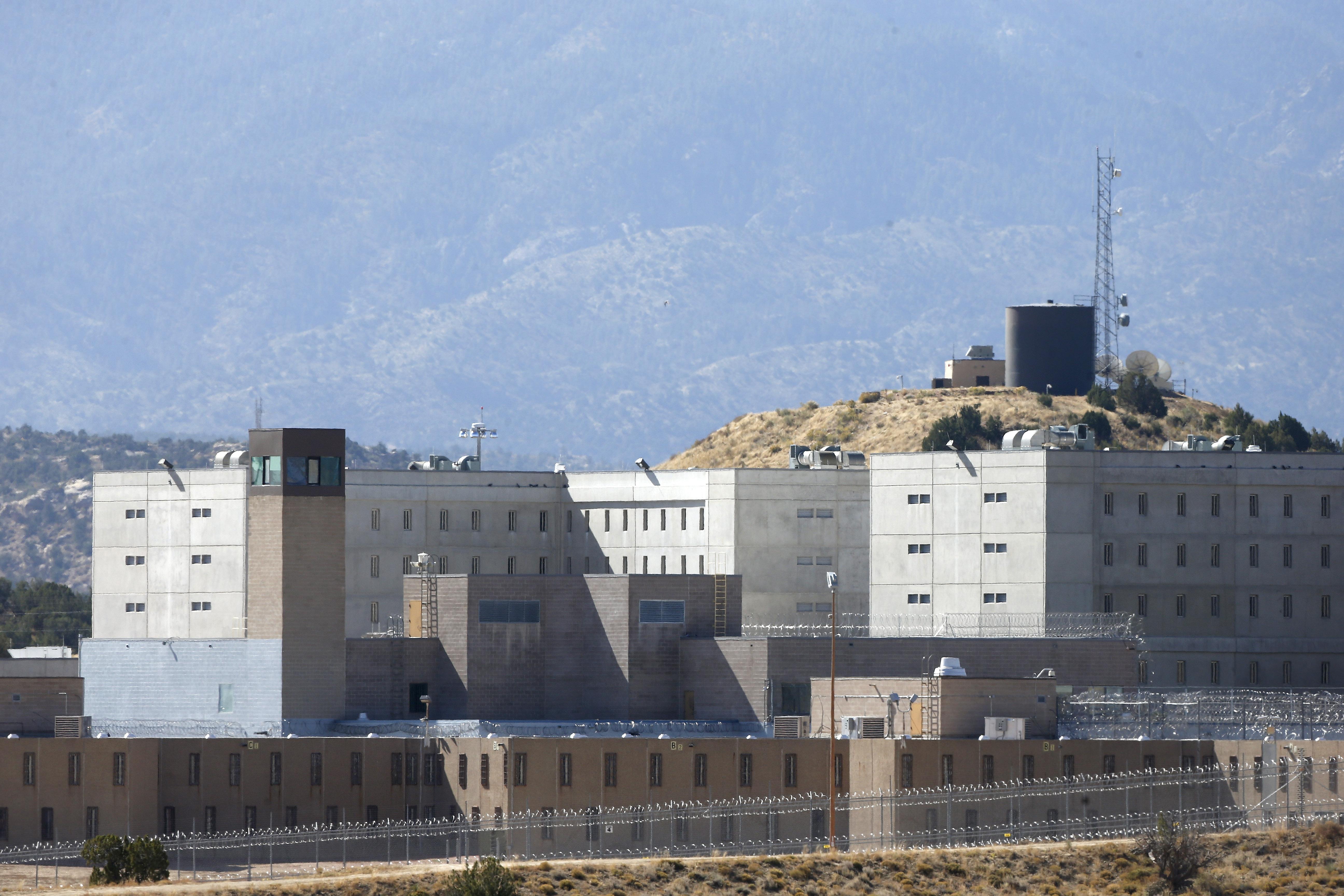 Photo: Colorado State Penitentiary II (AP file)
