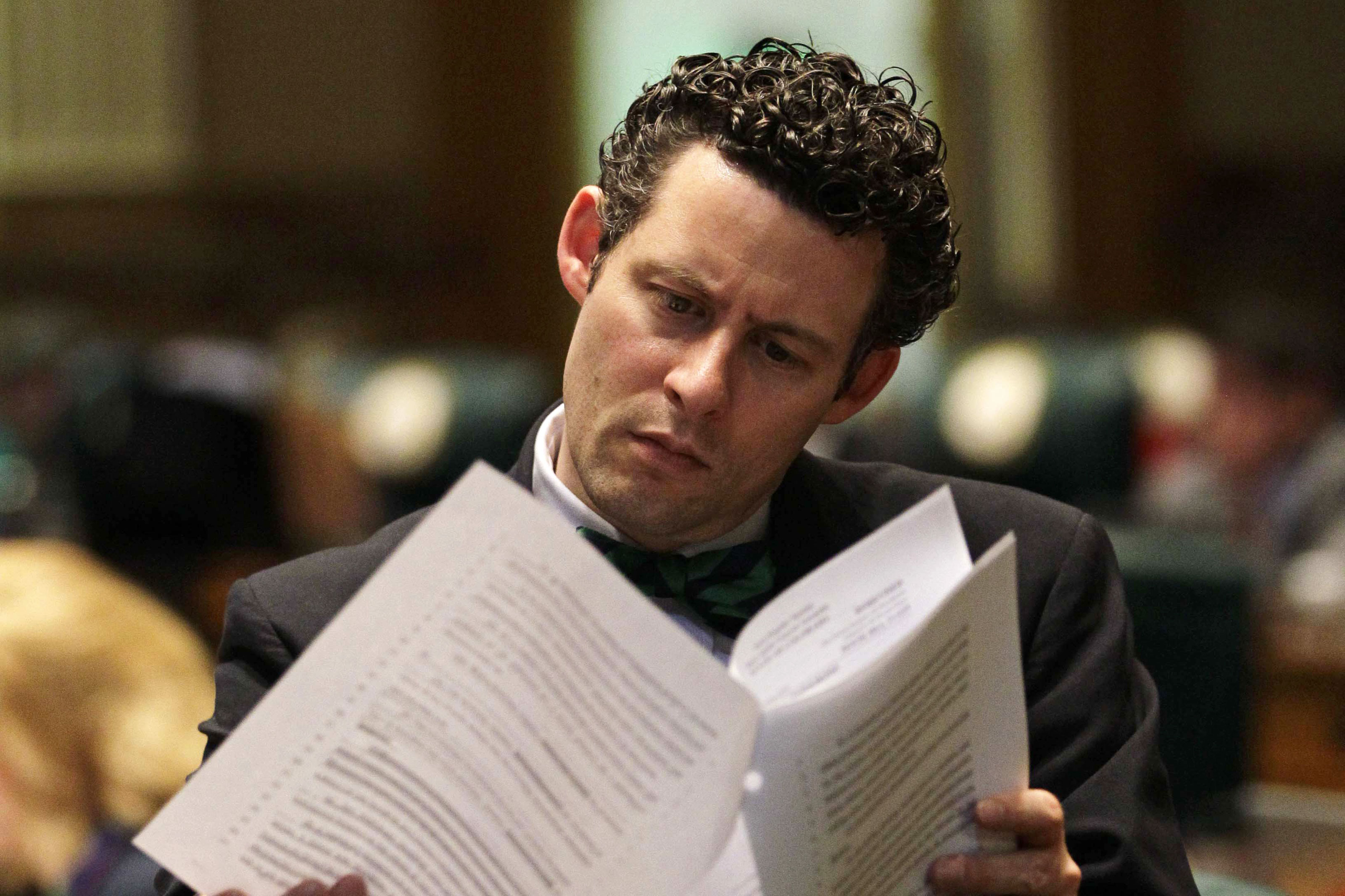 Photo: Rep. Justin Everett, R-Littleton, COLEG - AP