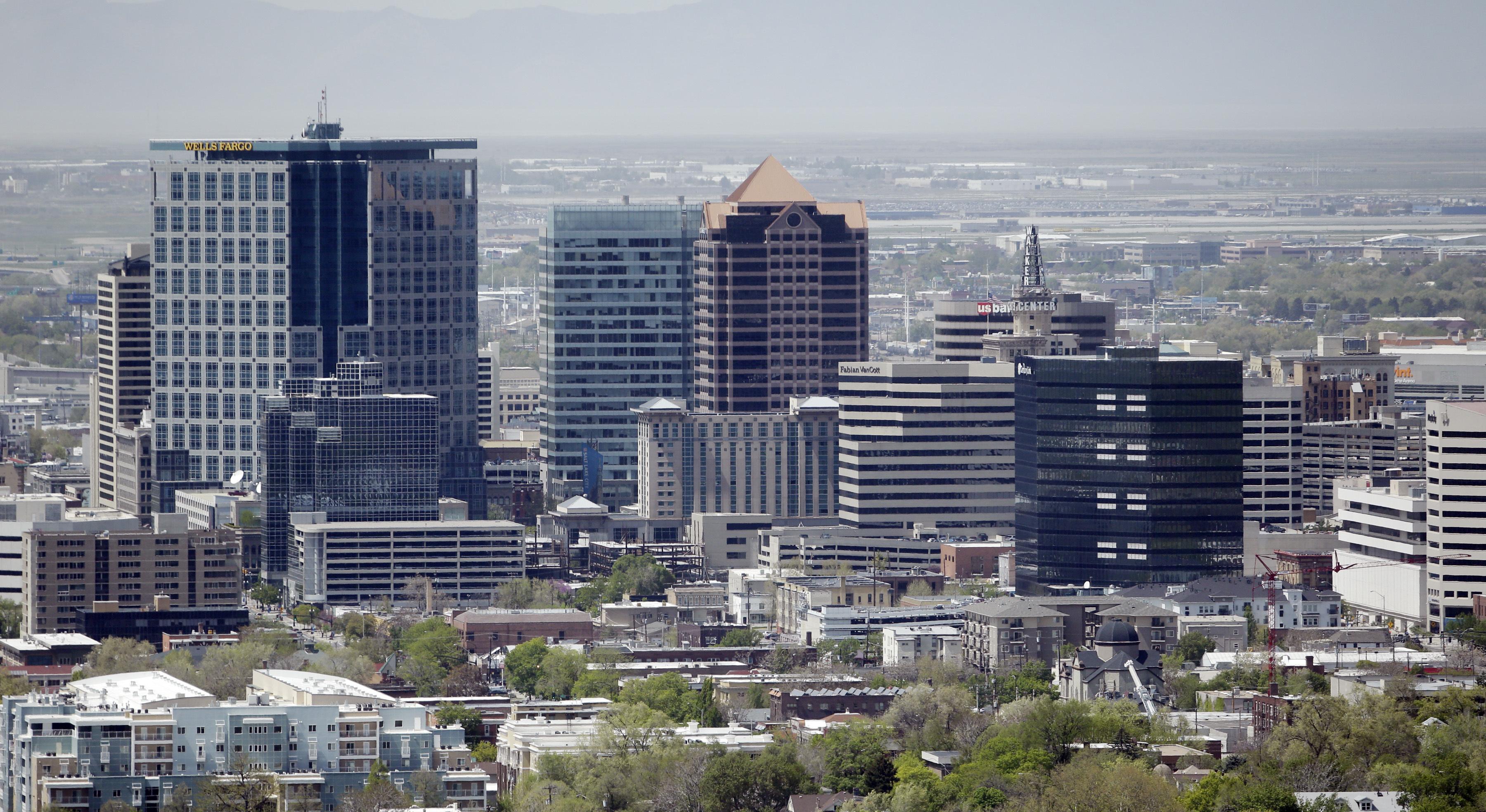Photo: Salt Lake City Skyline