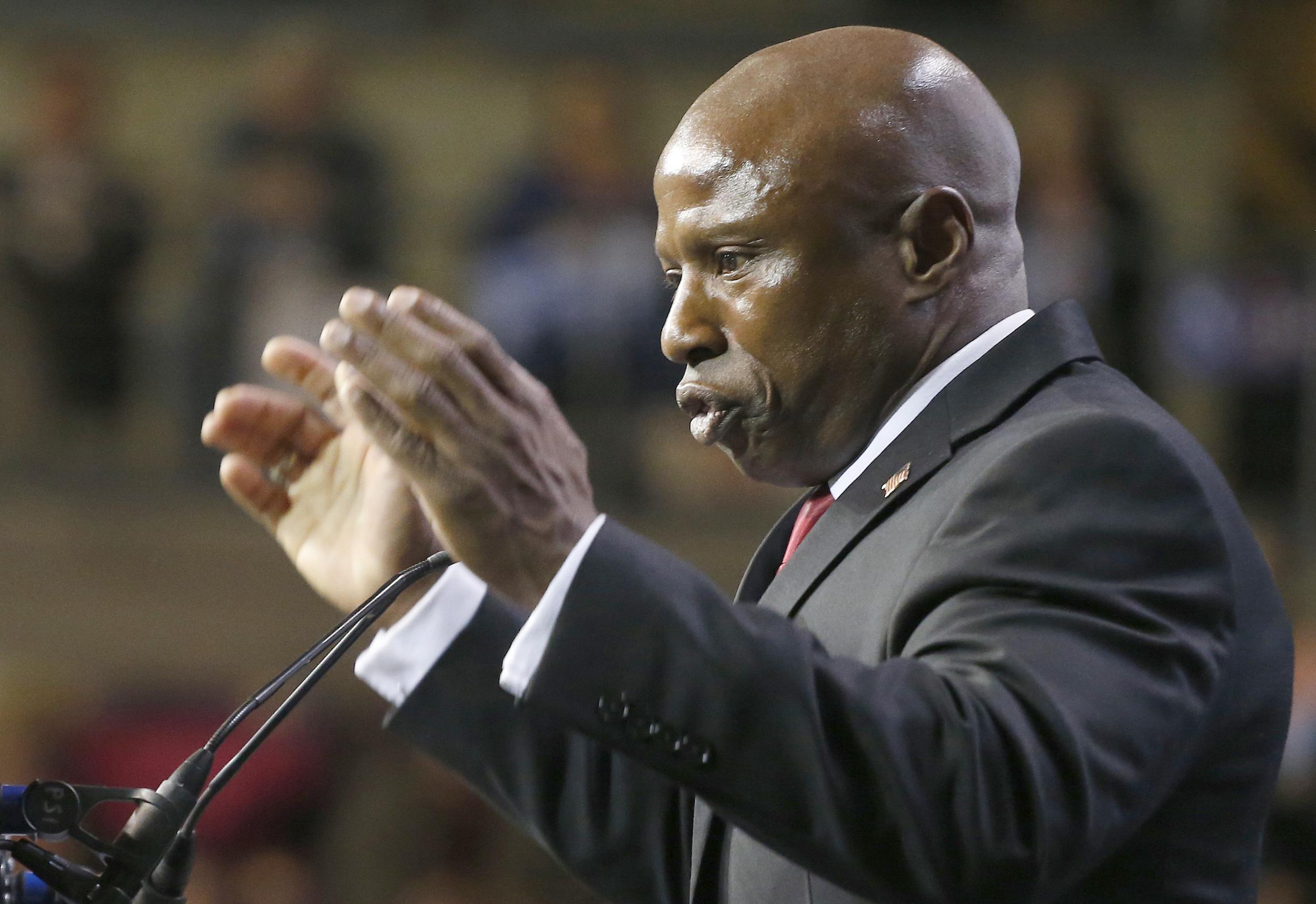 Photo: Darryl Glenn Gesturing (AP/File)