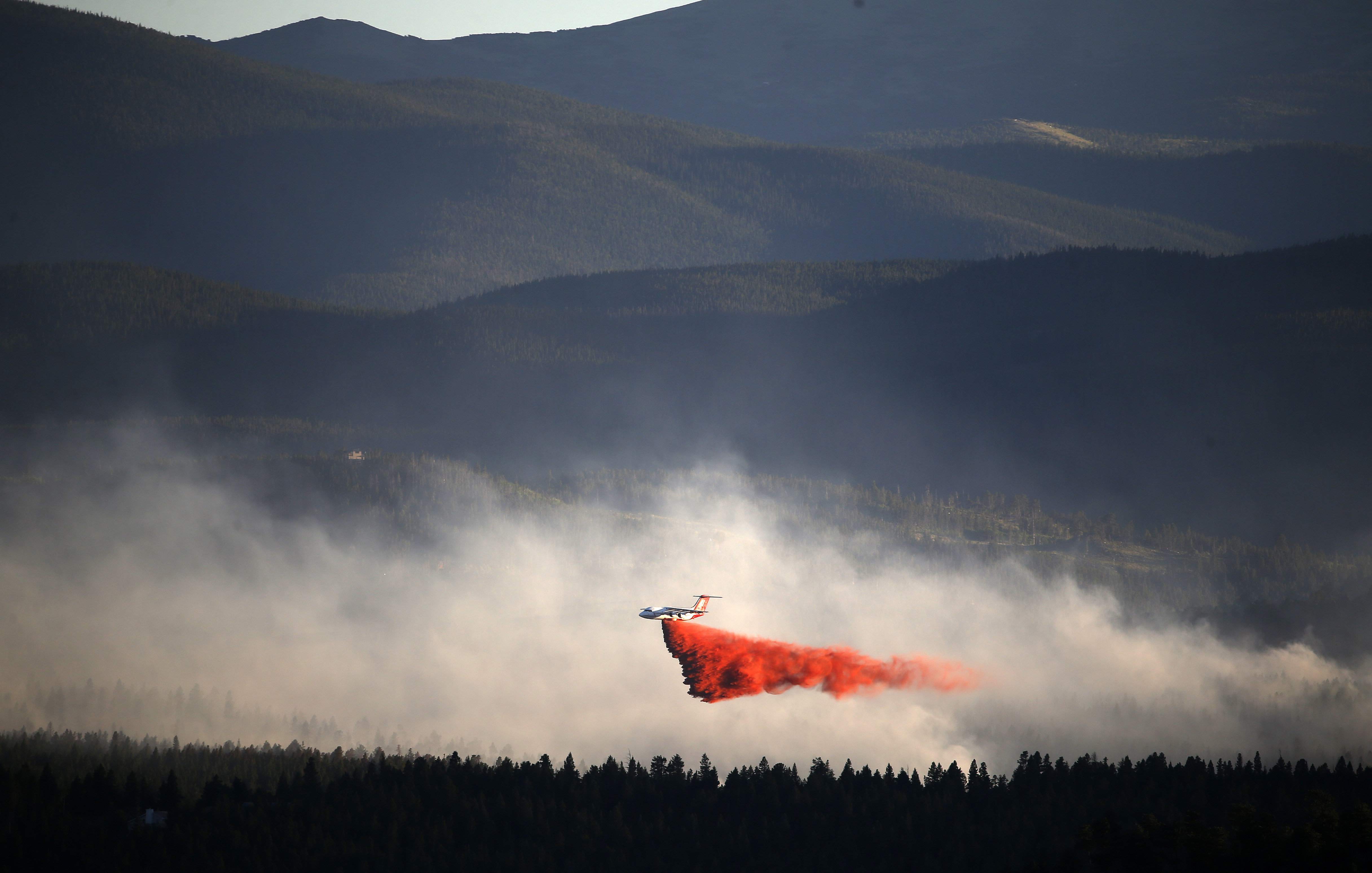 Photo: Cold Springs Fire (AP Photo)