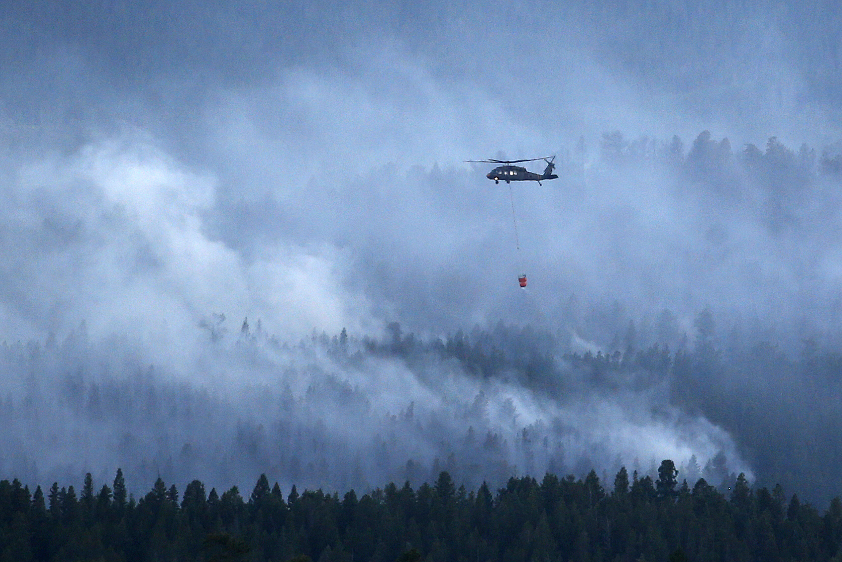 Photo: Cold Springs Fire 2 (AP Photo)