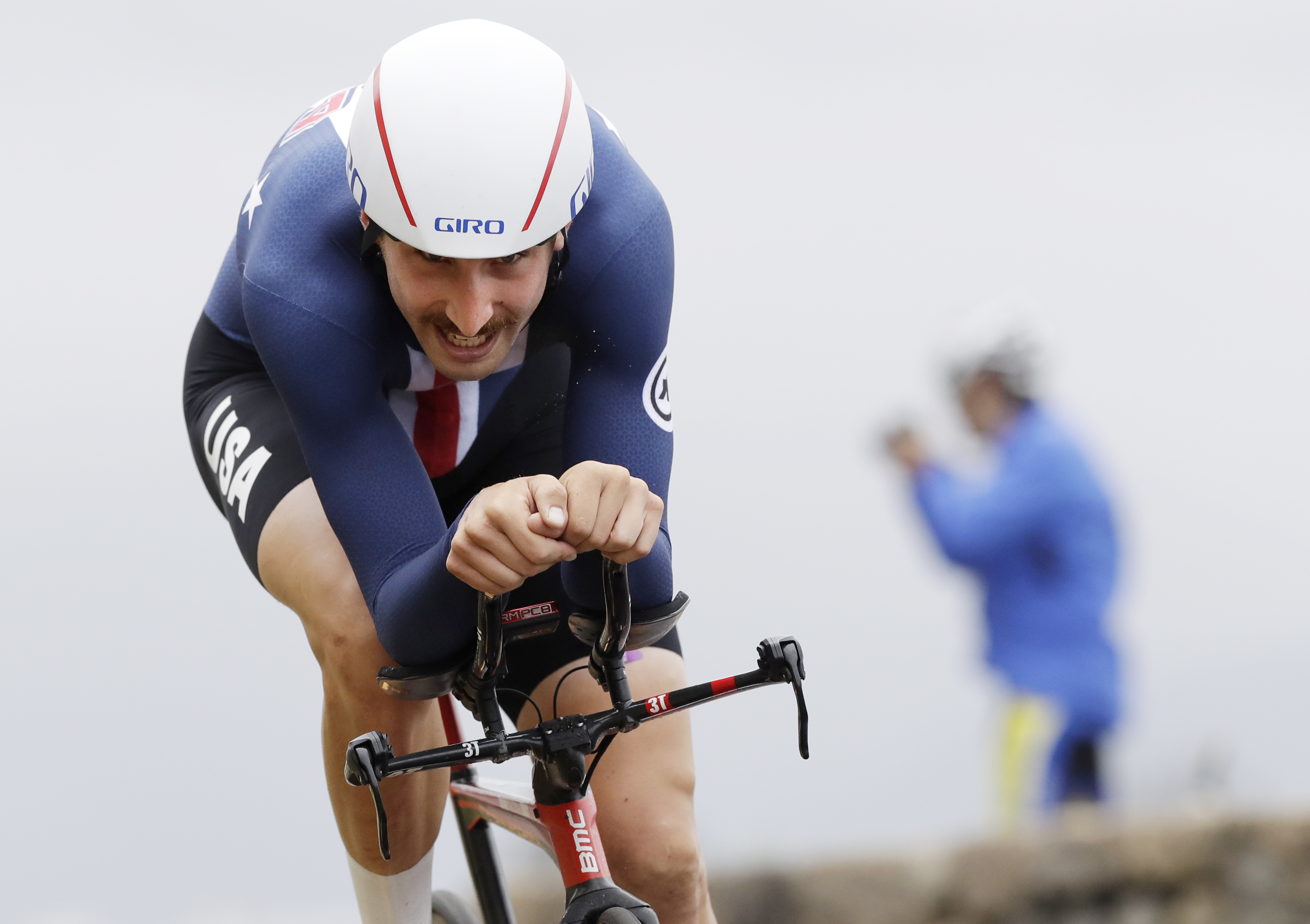 Photo: Taylor Phinney rides the ITT in Rio
