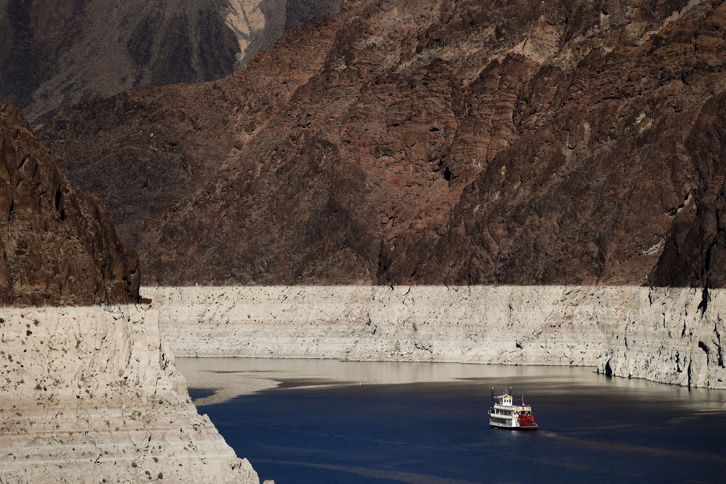 Photo: Lake Mead Water Level, Drought | AP Photo