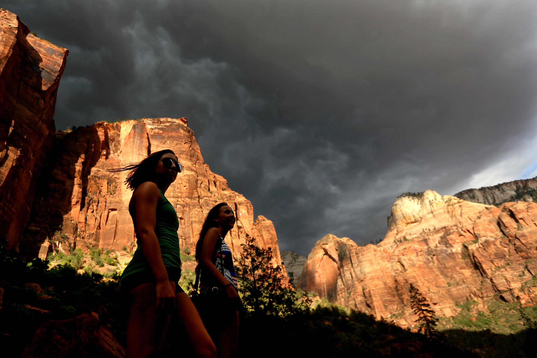 Photo: Southwest Monsoon Storms
