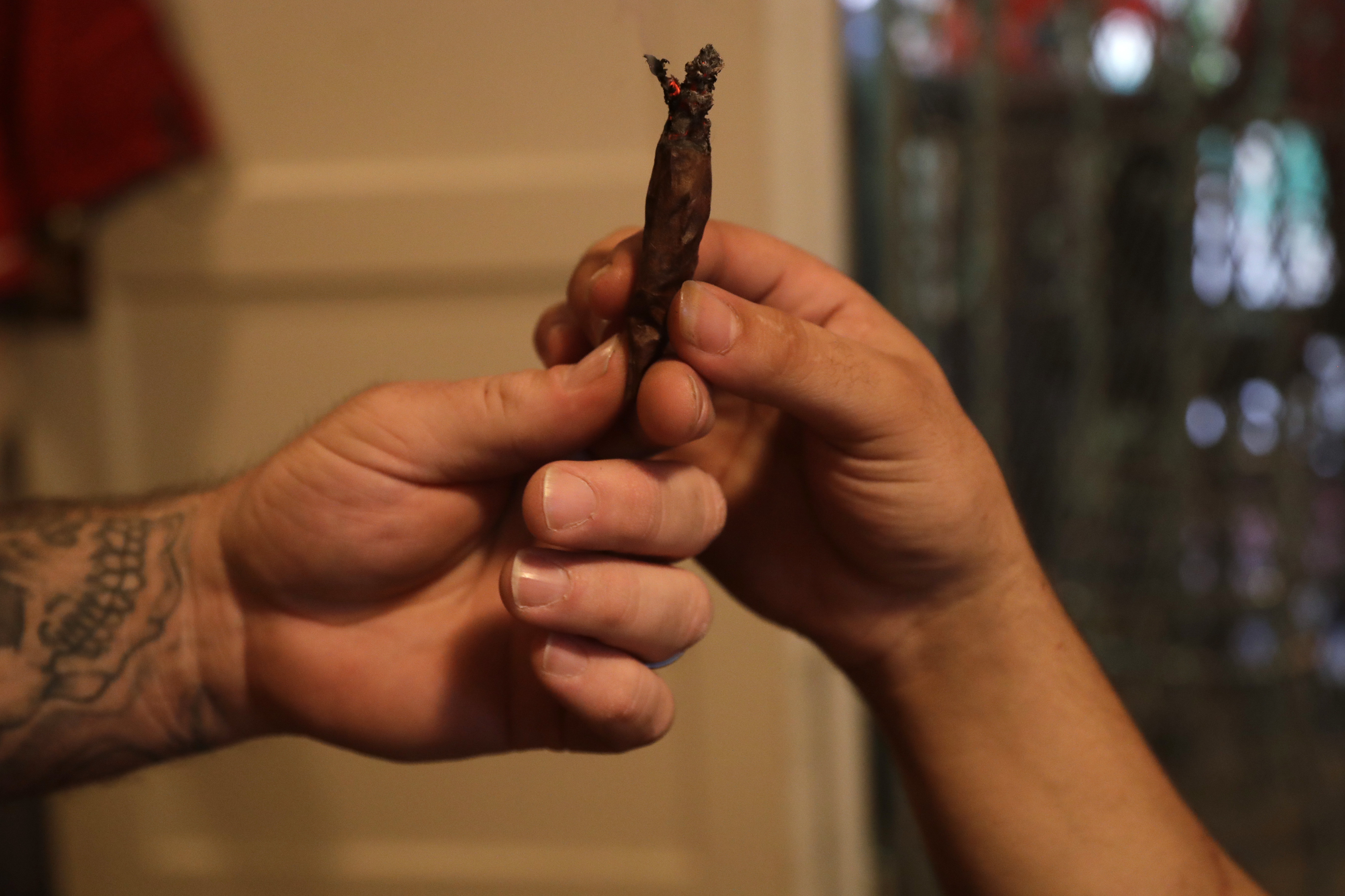 Photo: Is The U.S. Prohibition On Pot About To Go Up In Smoke?