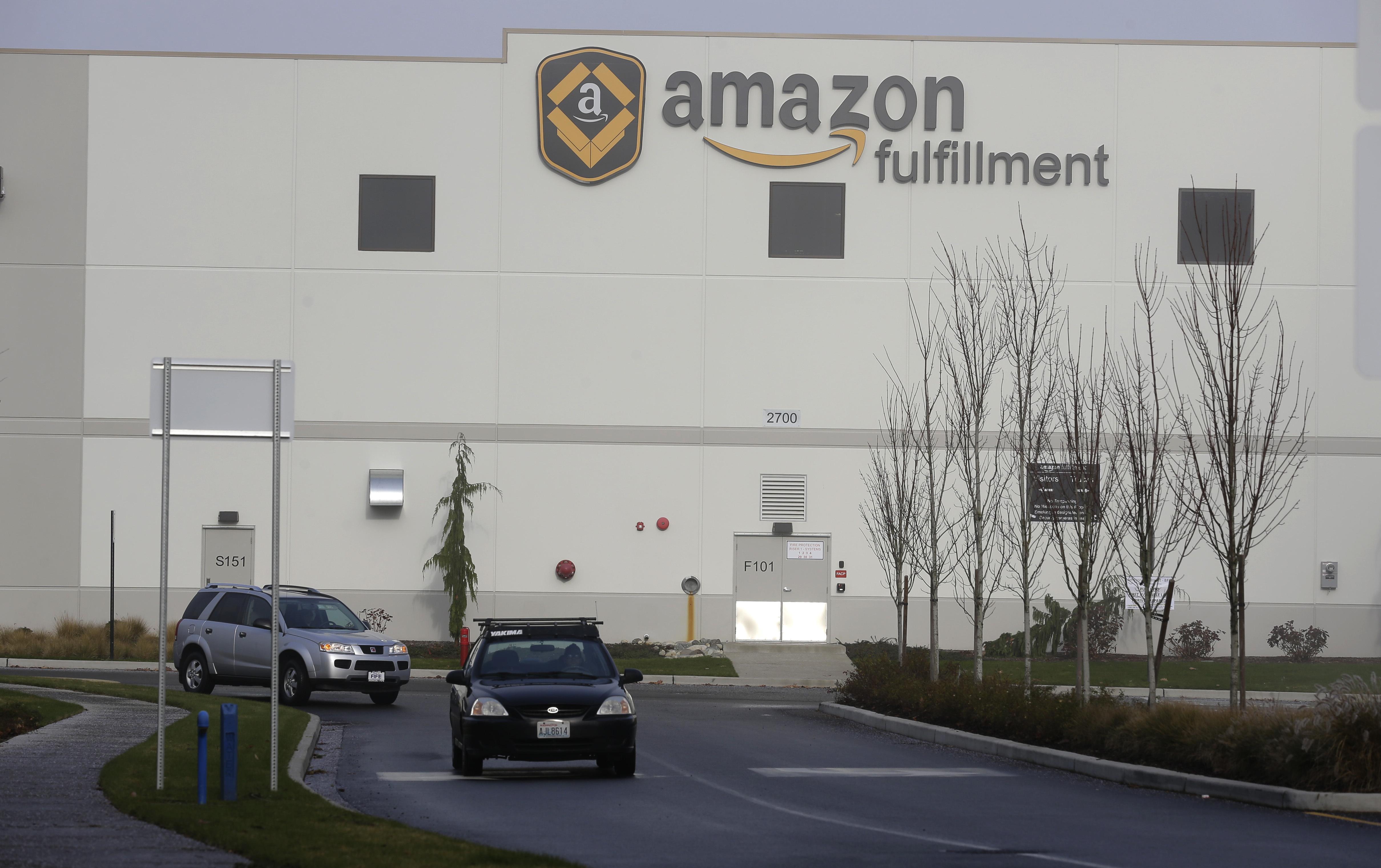 Photo: Amazon Tax