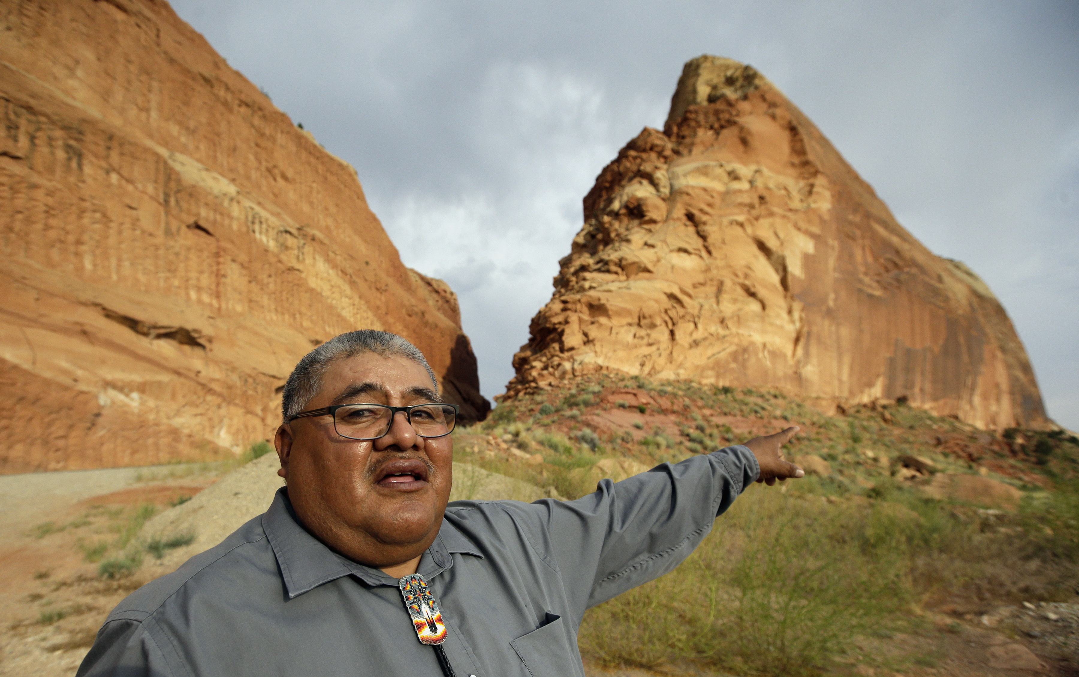 Photo: Ute Mountain Ute Tribal Commissioner