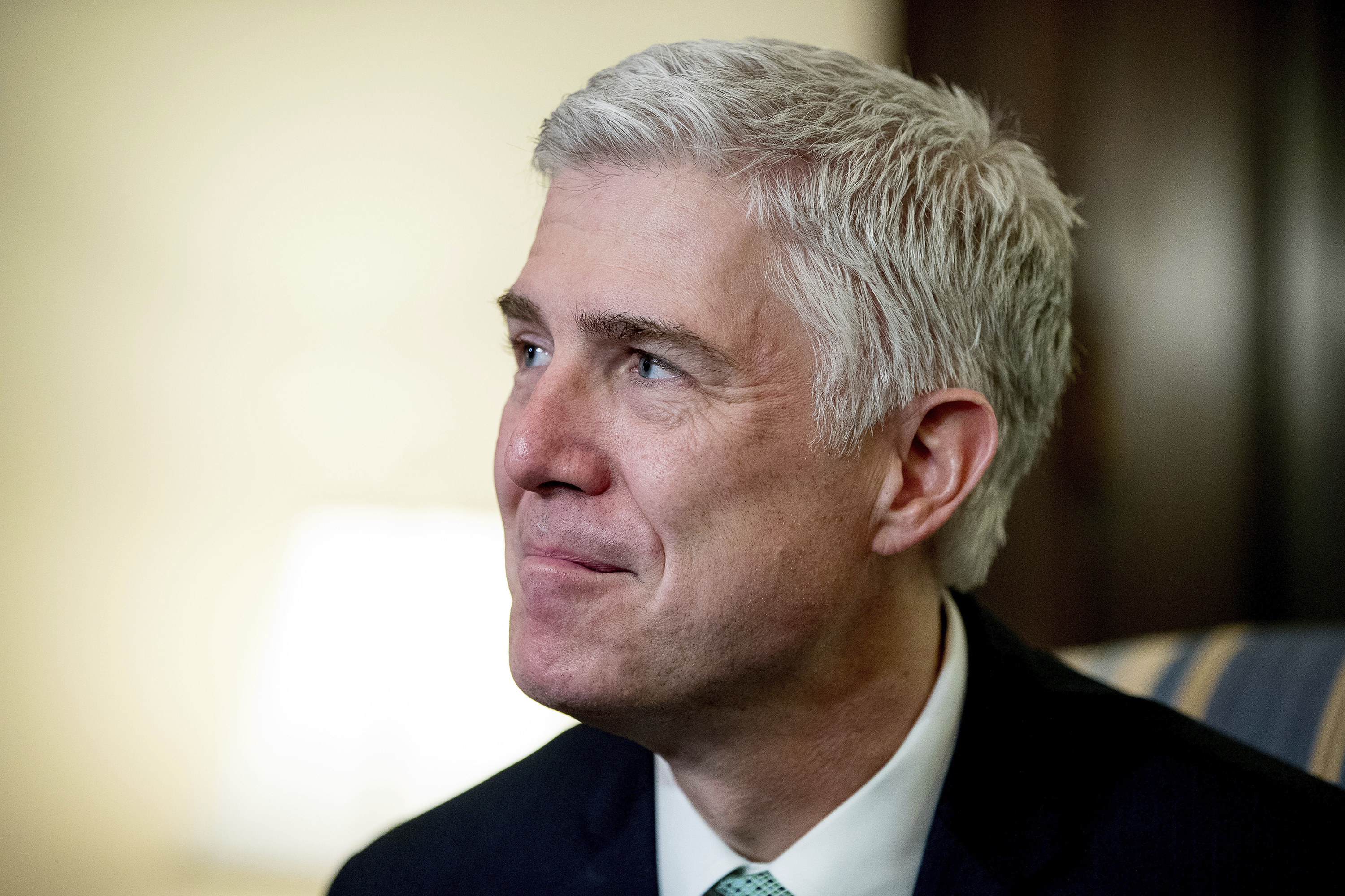 Photo: Neil Gosuch Nominated To U.S. Supreme Court (AP)