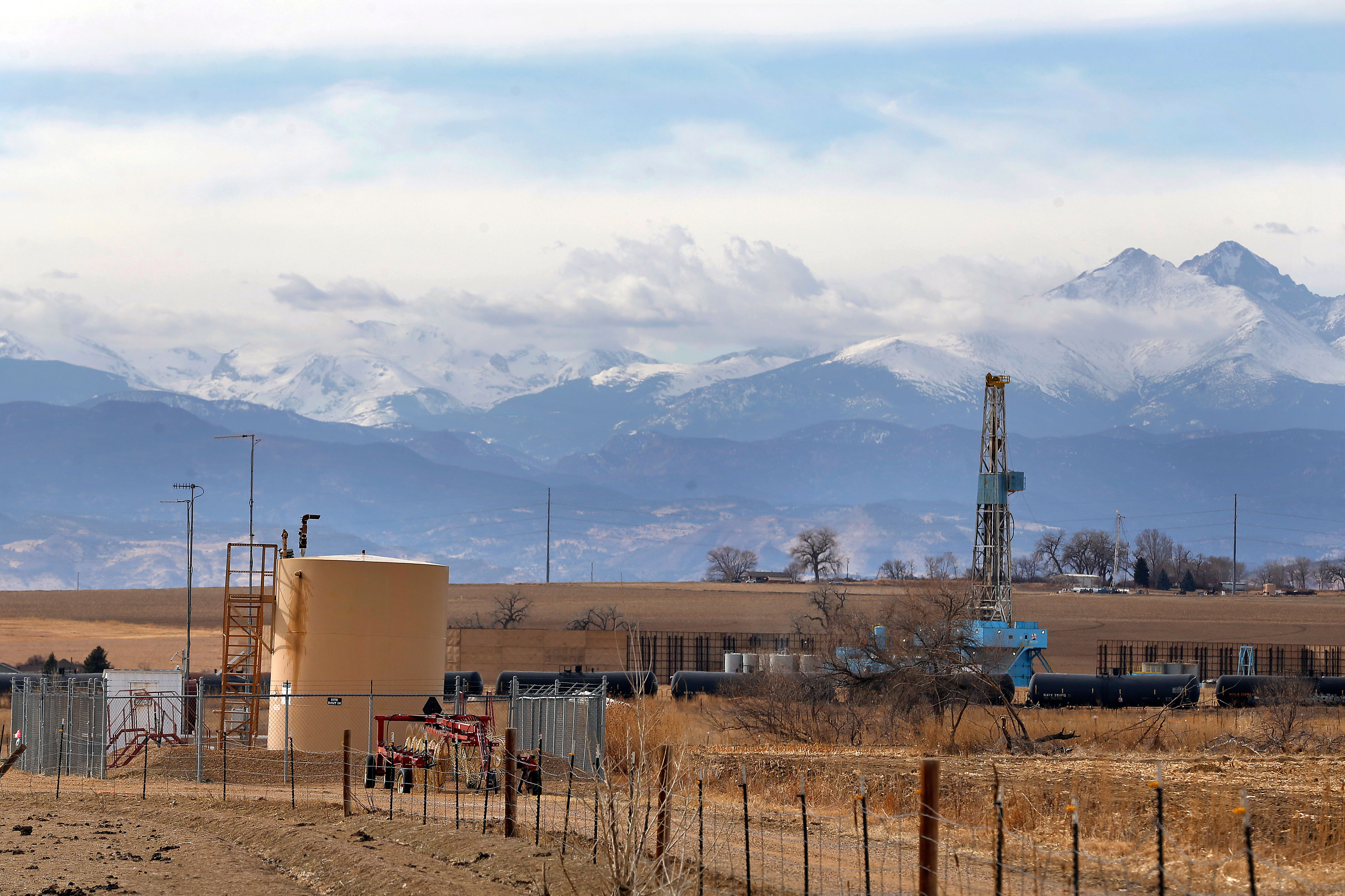 Photo: Boulder County Drilling Moratorium - AP