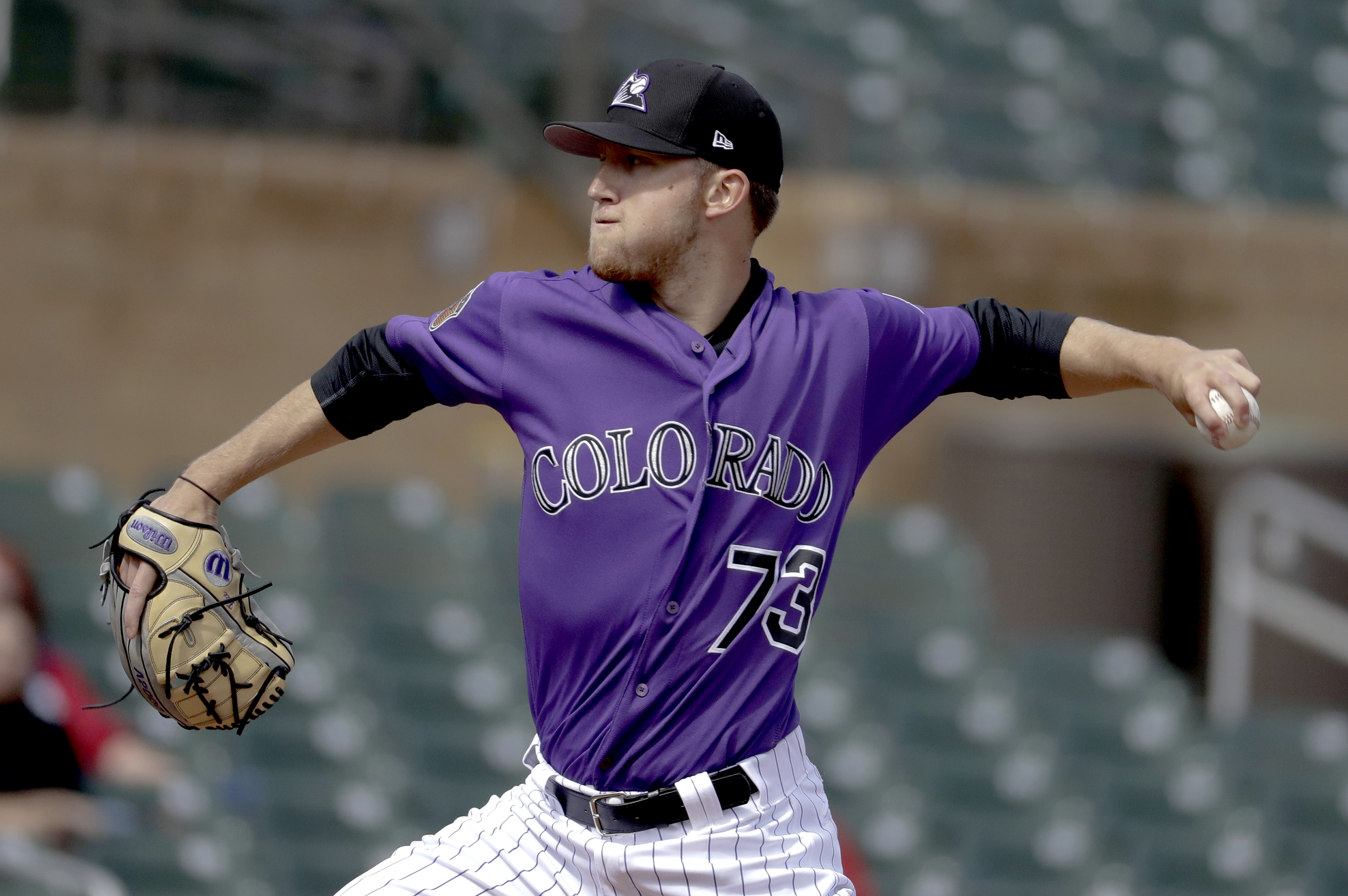 Photo: Rockies Kyle Freeland