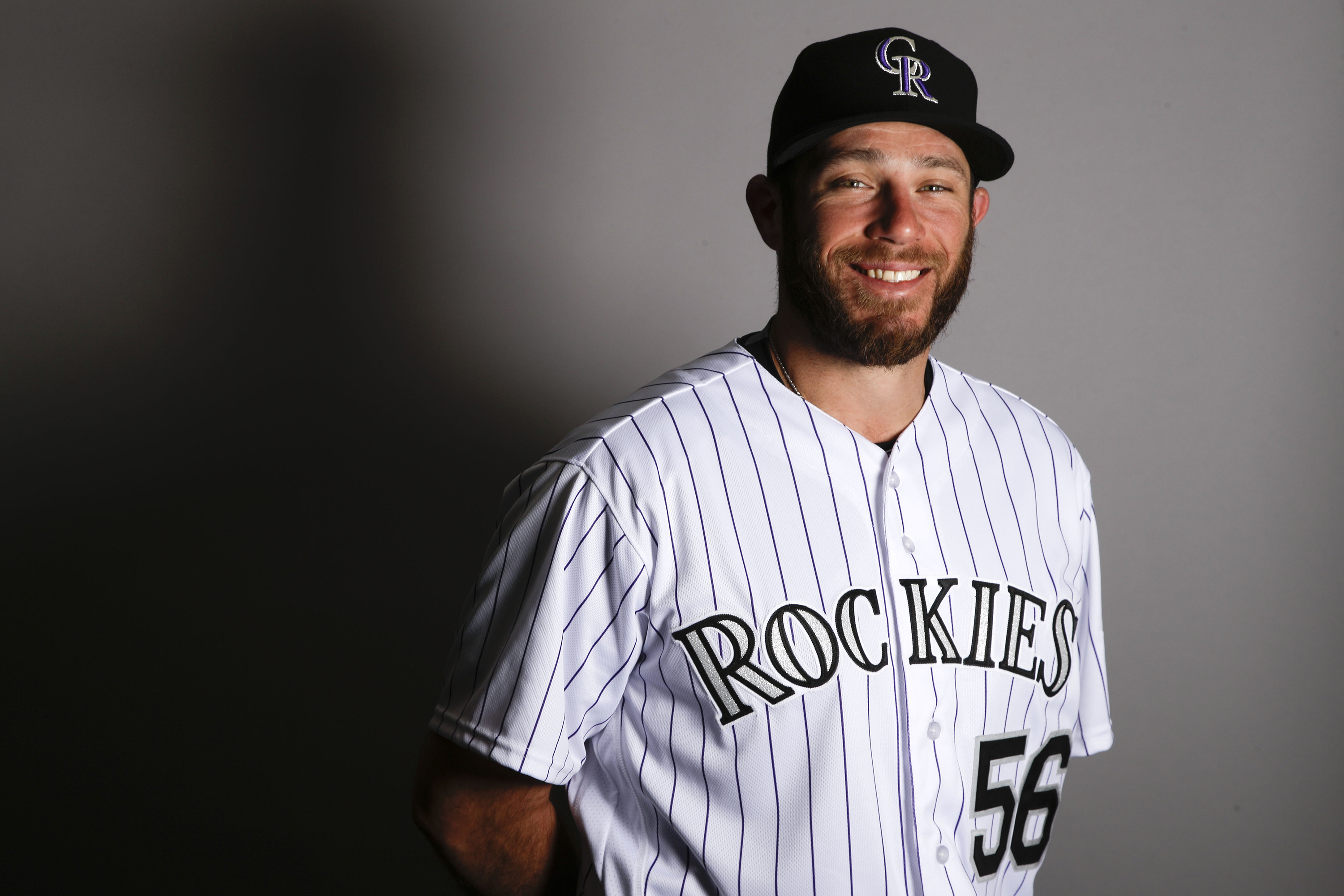 Photo: Rockies Pitcher Greg Holland