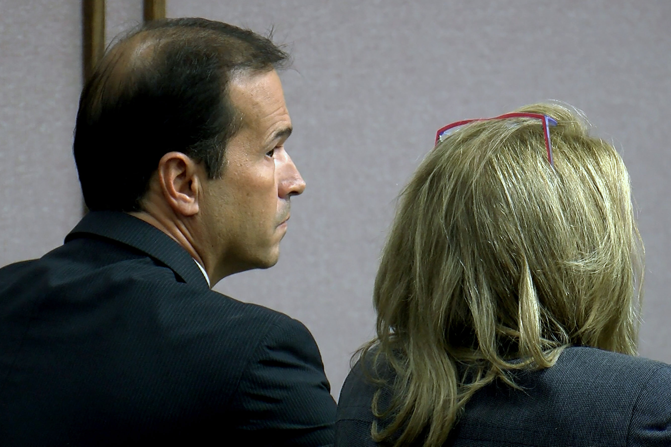 Photo: Terry Maketa Trial - AP