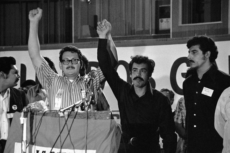 Photo: La Raza | Rodolfo Corky Gonzalez - AP