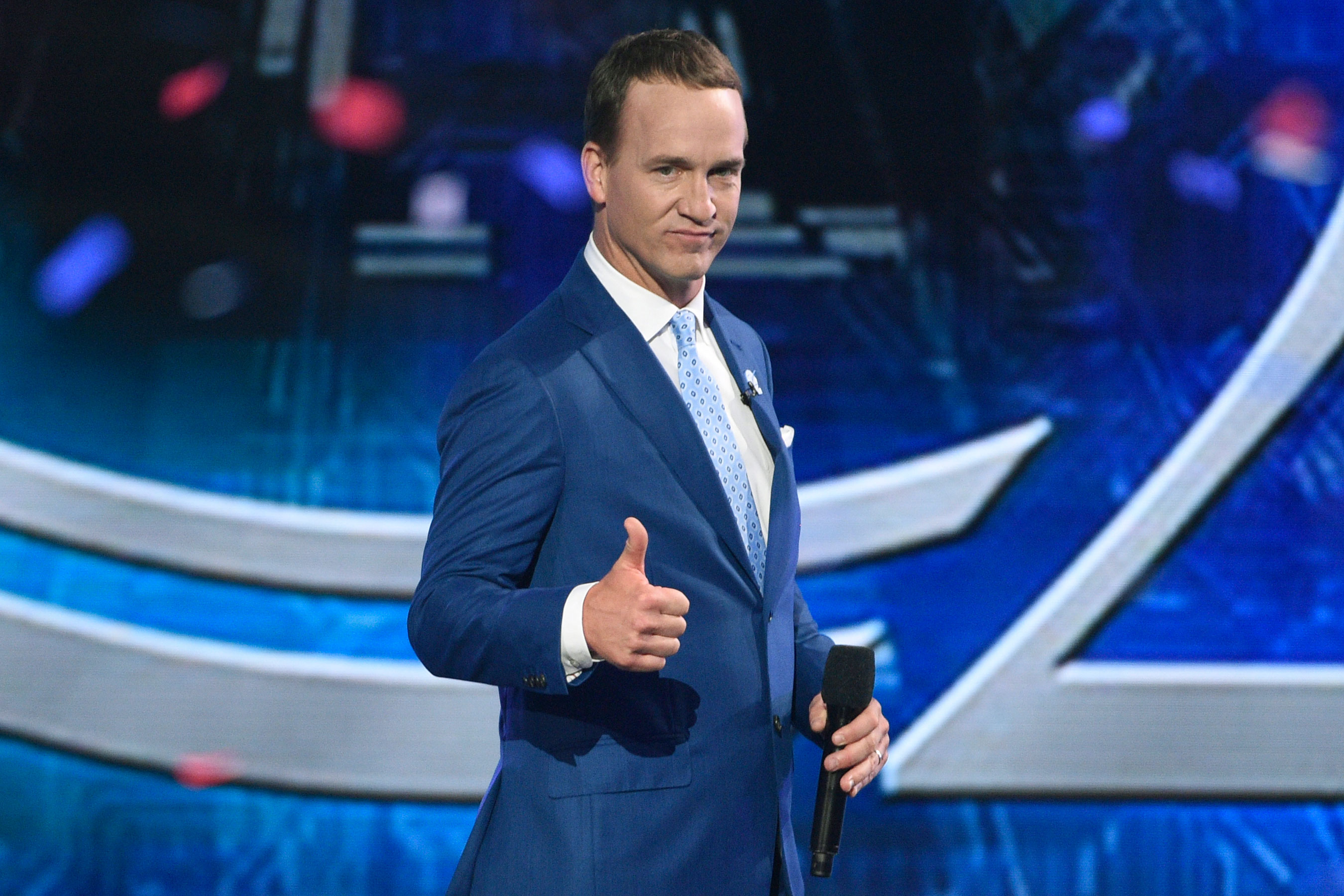 Photo: Peyton Manning Espys - AP