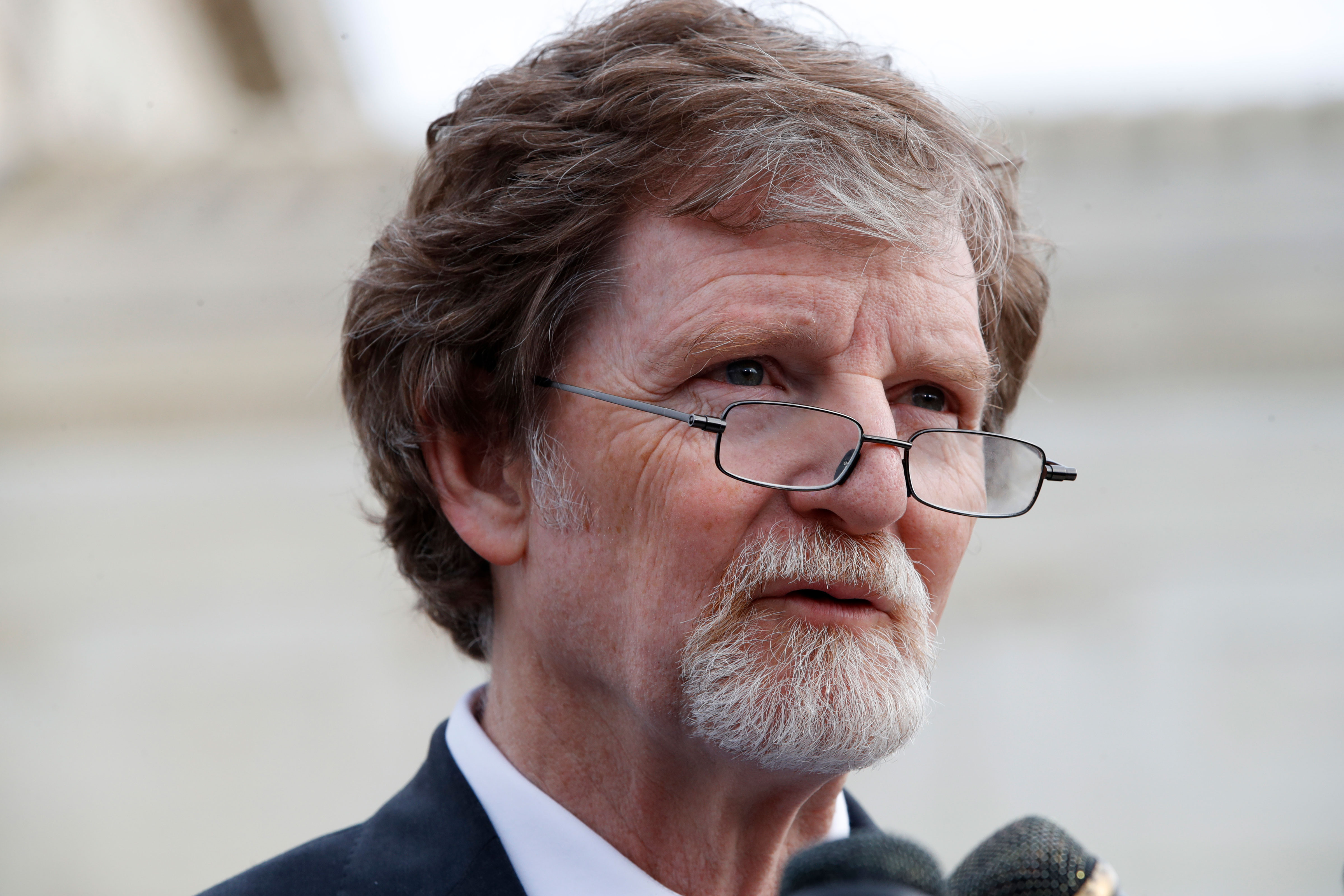 Photo: Masterpiece SCOTUS 6 | SCOTUS Jack Phillips - AP