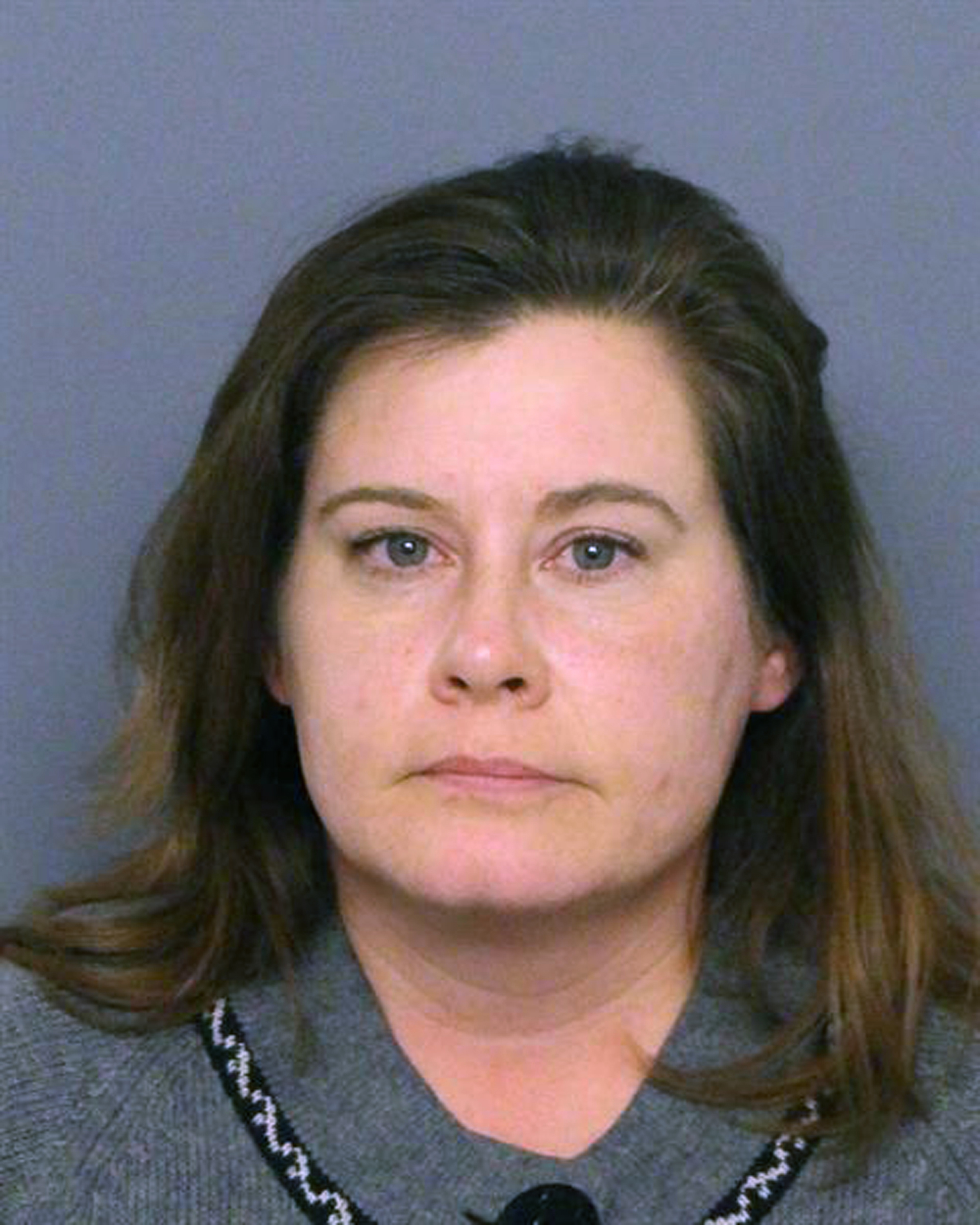 Photo: Rep. Lori Saine booking photo