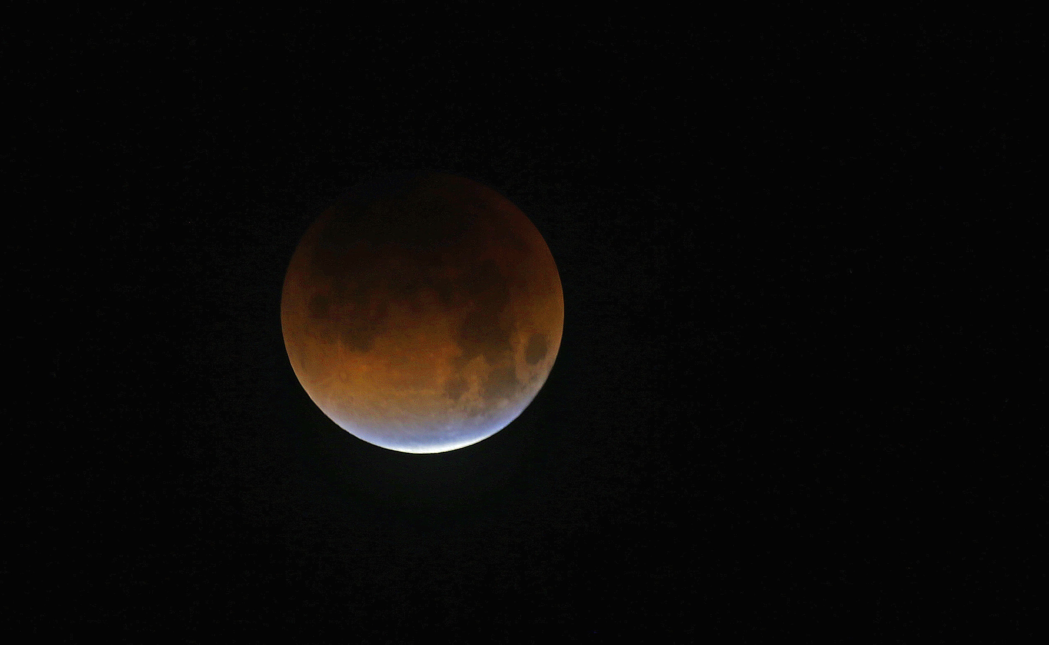 How To See The Super Blood Wolf Moon In Colorado This