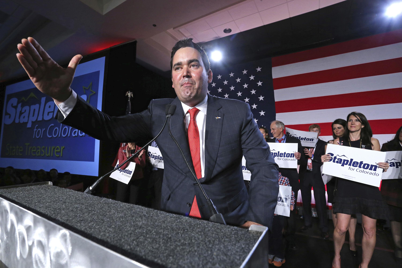 Photo: Walker Stapleton (AP/File)