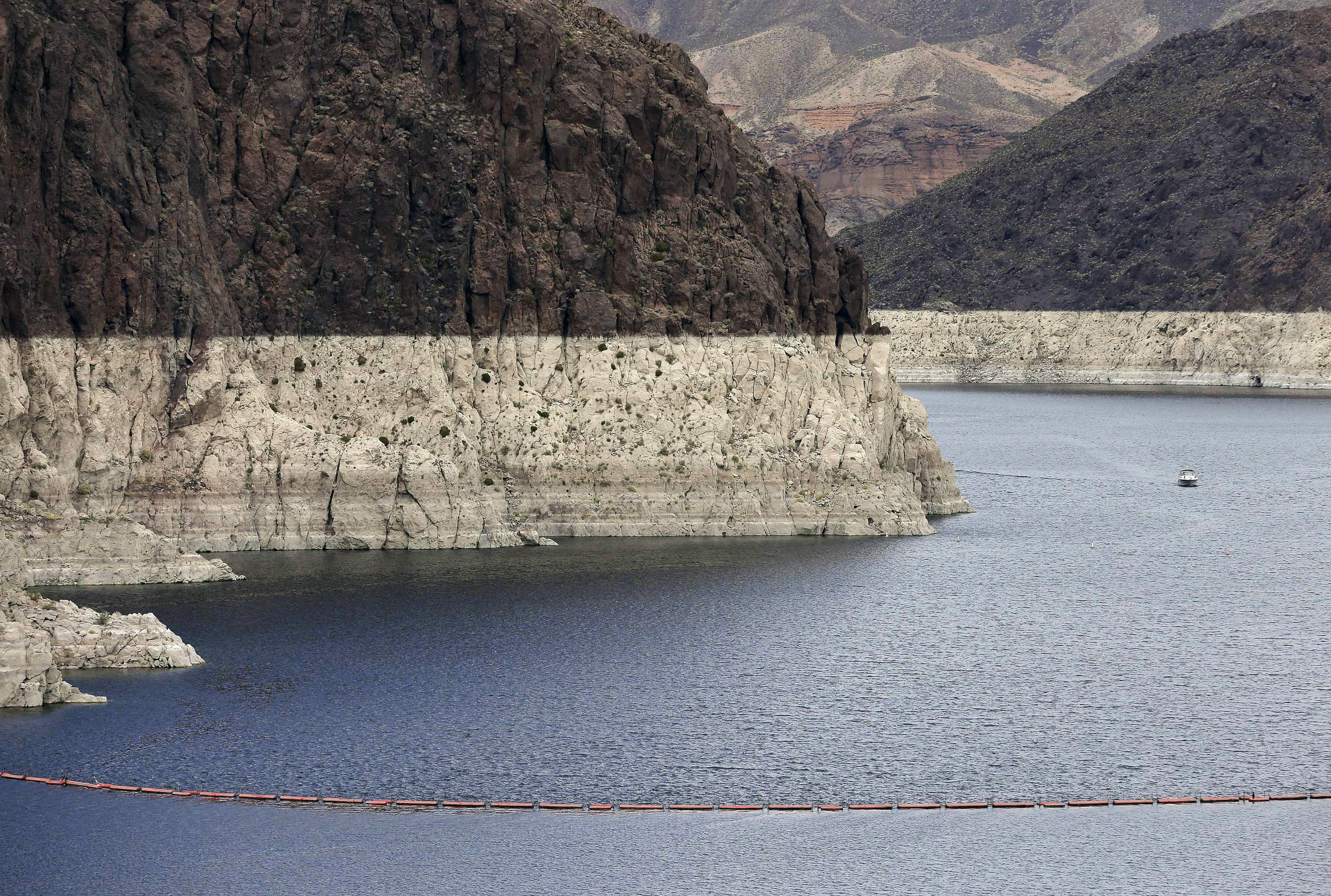 Photo: Lake Mead Drought - AP