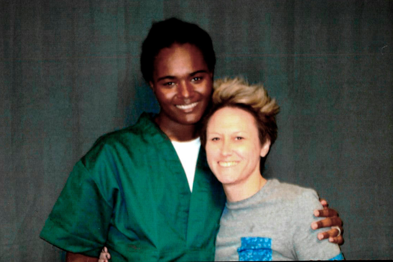 Photo: Transgender Prison Suit | Lindsay Saunders-Velex - AP