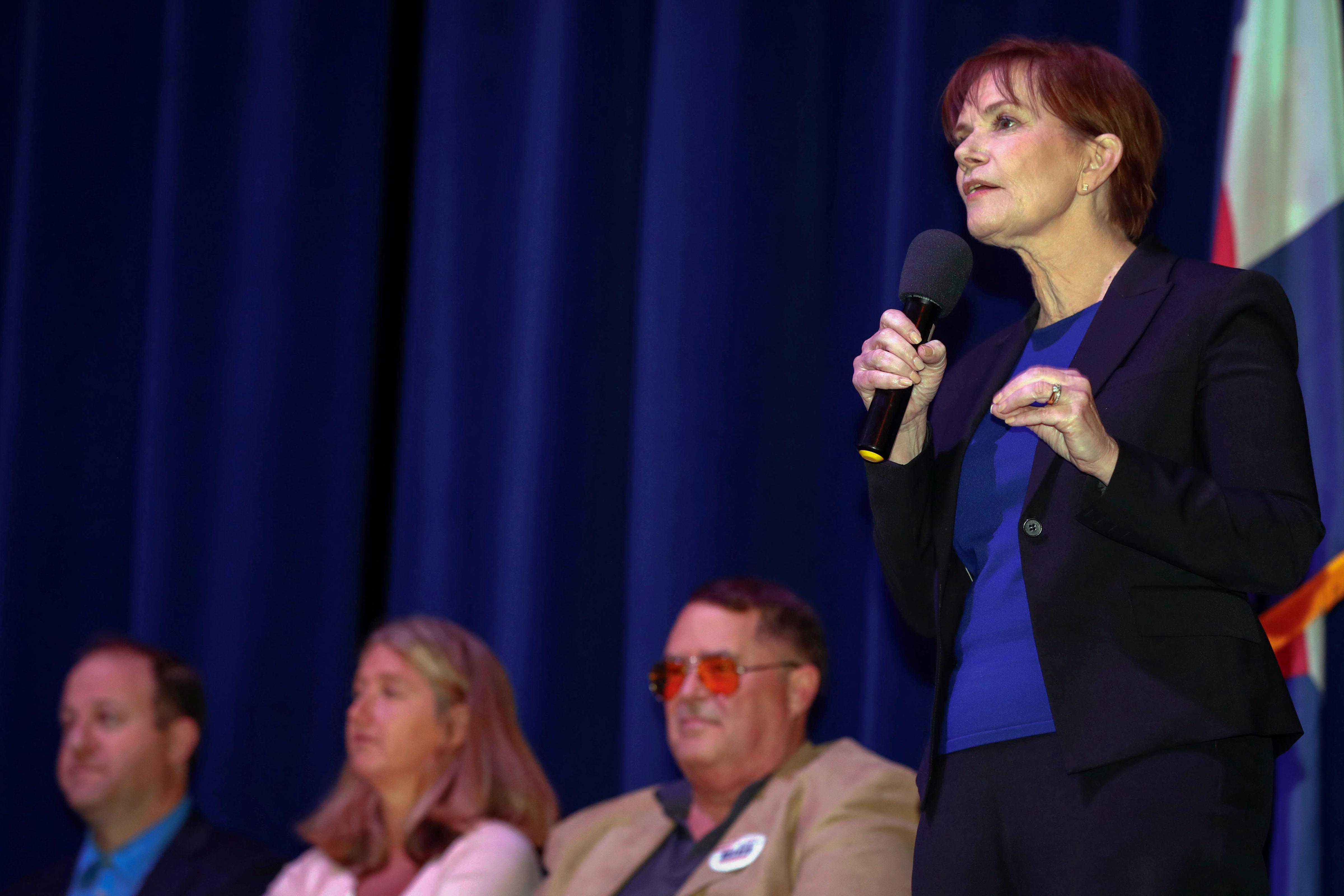 Photo: Colorado Governor Debate | Manual HS - AP