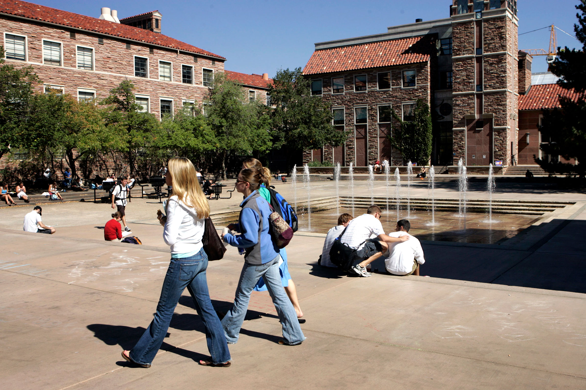 Photo: Colorado College Costs | University Of Colorado Boulder - AP