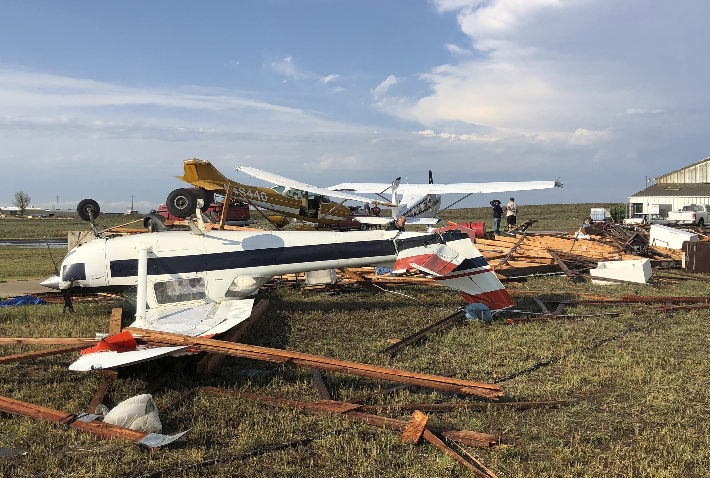Photo: July 29, 2018 Storm Damage