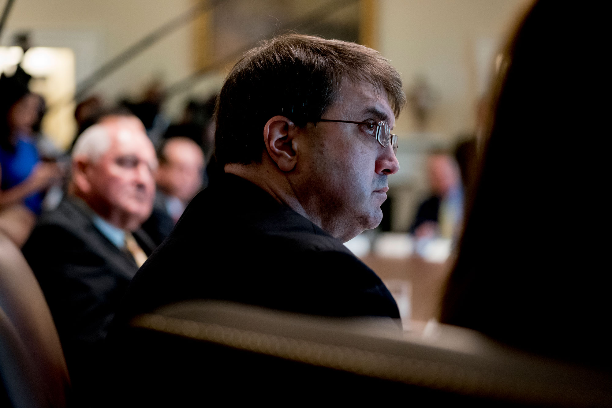 Photo: VA Secretary Robert Wilkie