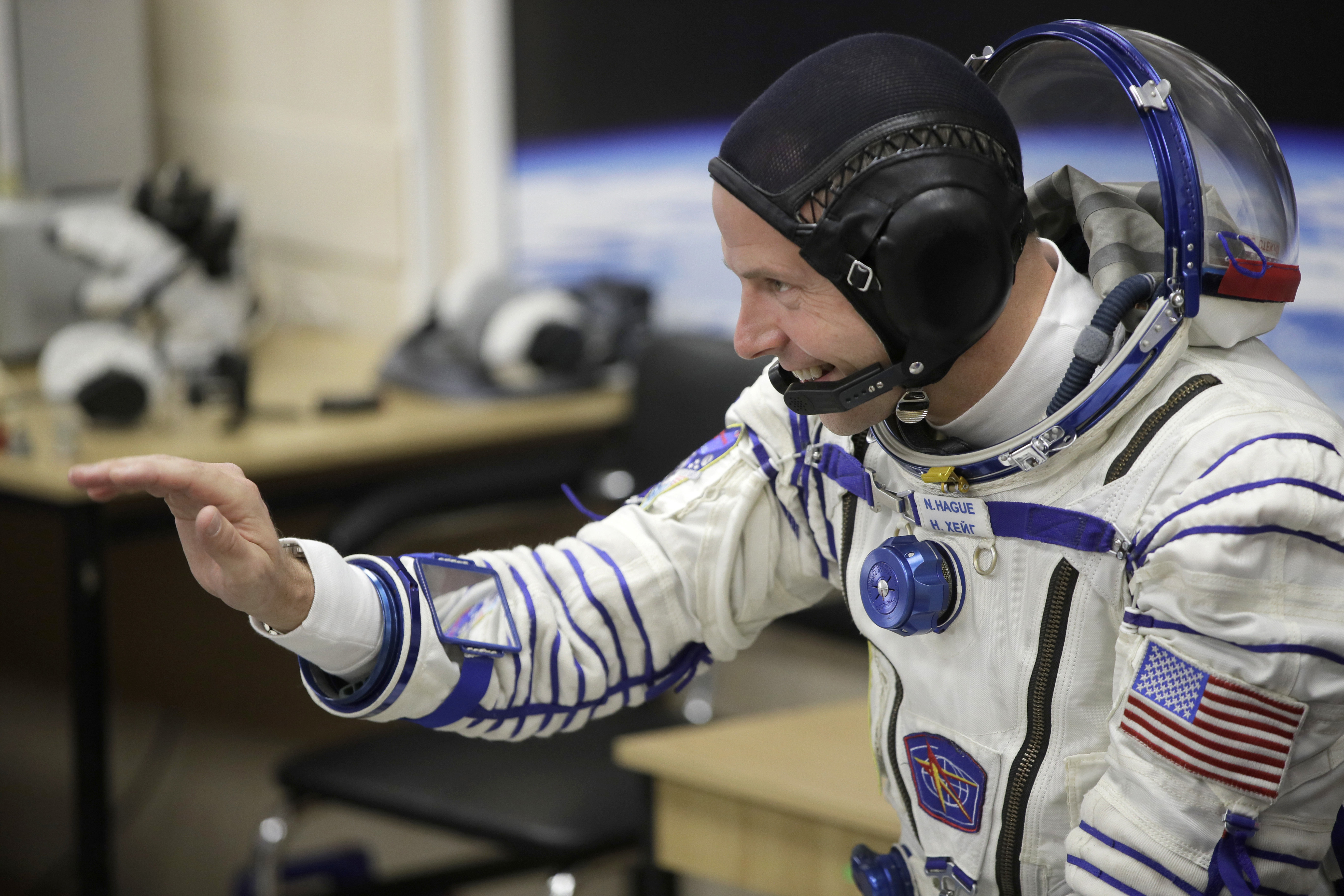 After An Emergency Landing, This Air Force Academy-Alum Astronaut Will Soon Blast Off Again