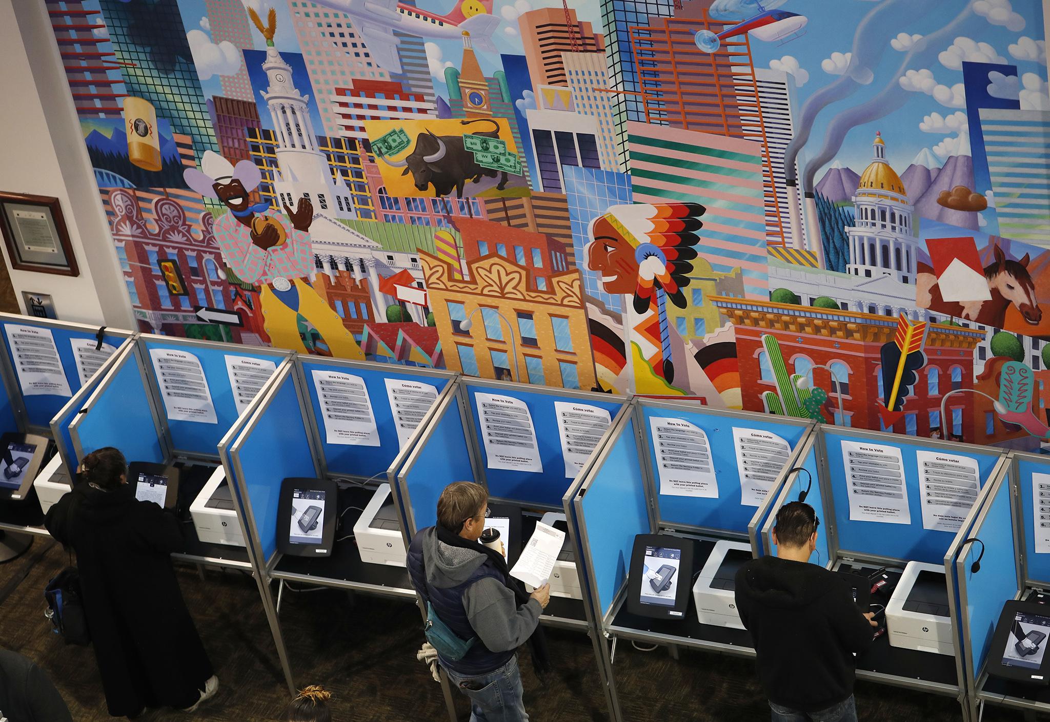 Colorado Democrats Want To Make Voter Registration So