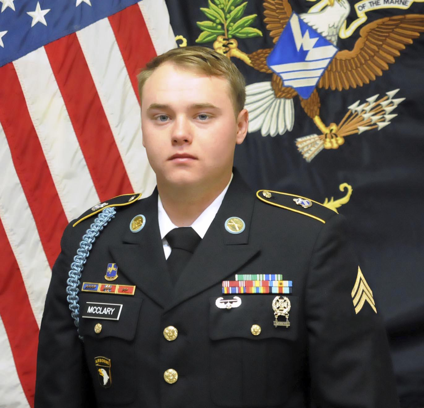Photo: Sgt. Jason McClary