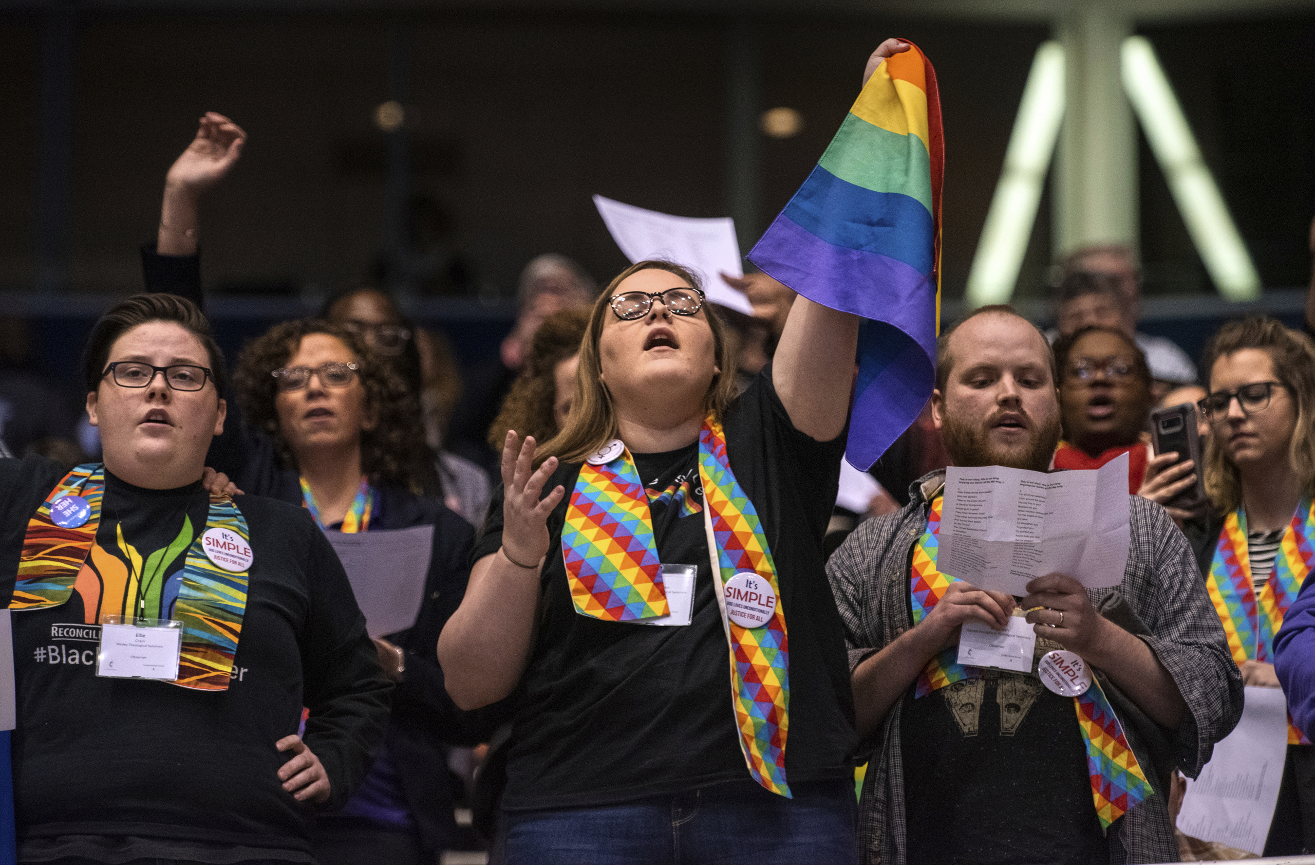 Photo: United Methodist Vote | LGBTQ Vote