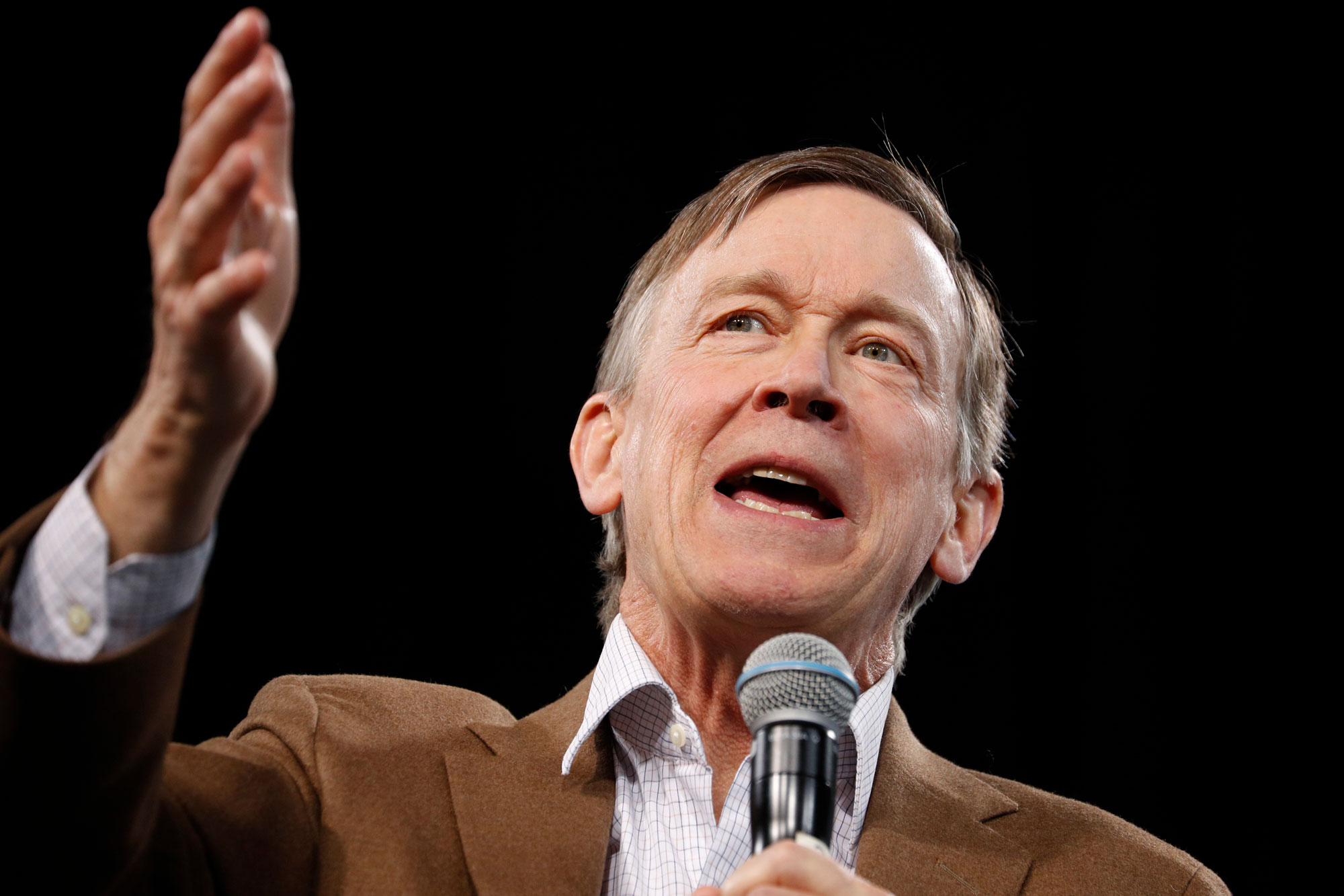 Photo: John Hickenlooper | April 2019 Speech