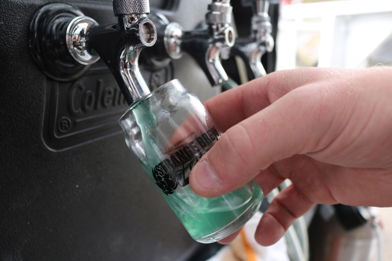 Photo: Craft Beer, Weird Flavors - AP