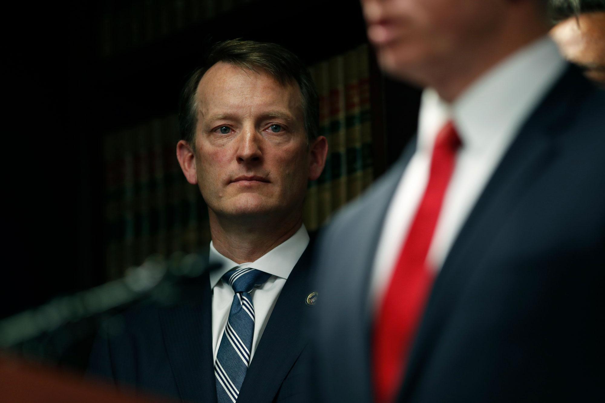 Photo: U.S. Attorney Jason Dunn
